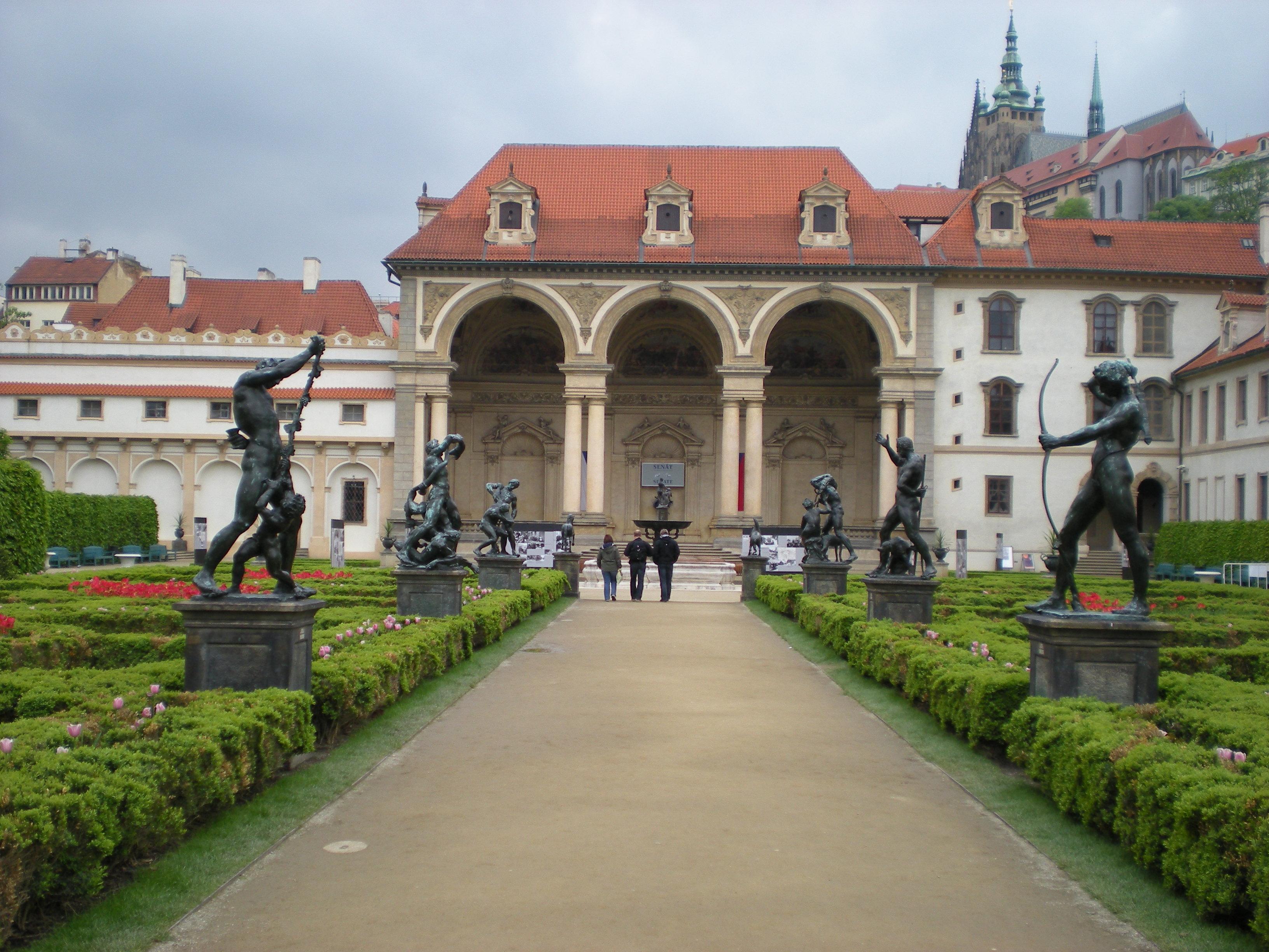 File der garten des waldstein palastes for Jardin wallenstein