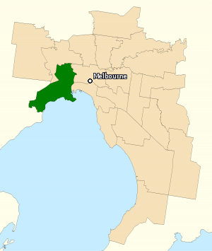 Division of Gellibrand 2010.png