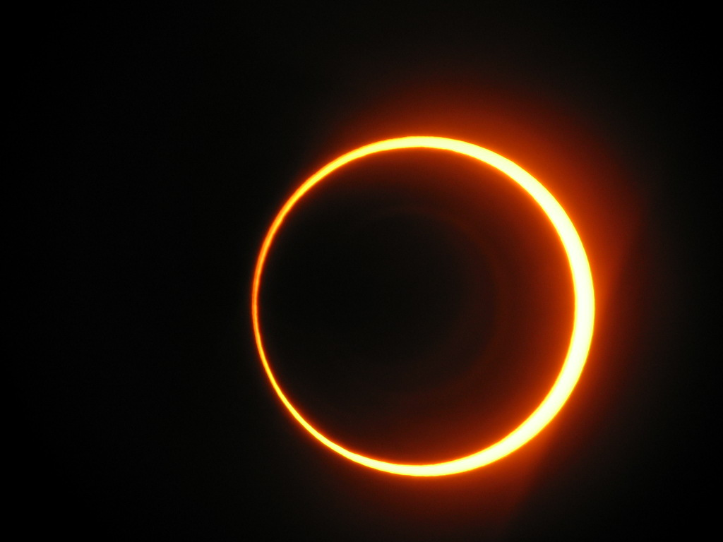Solar eclipse - Simple English Wikipedia, the free encyclopedia