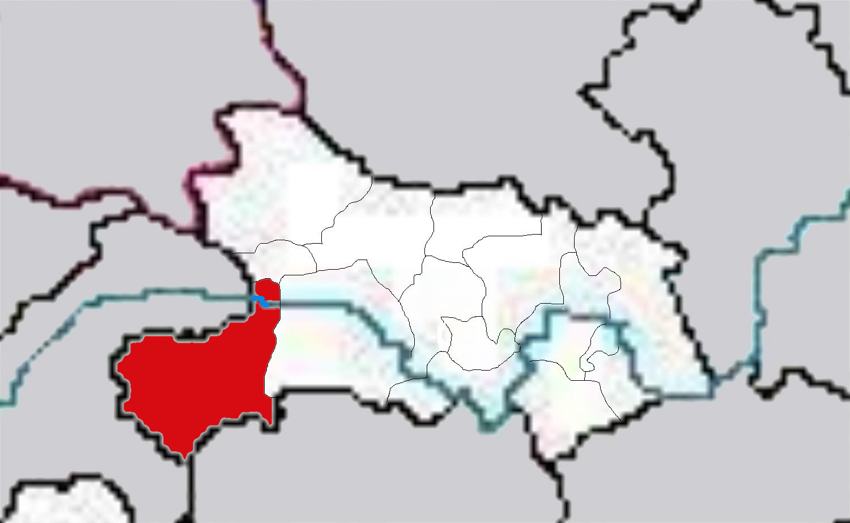 Enshi Map Enshi Hubei - Enshi map
