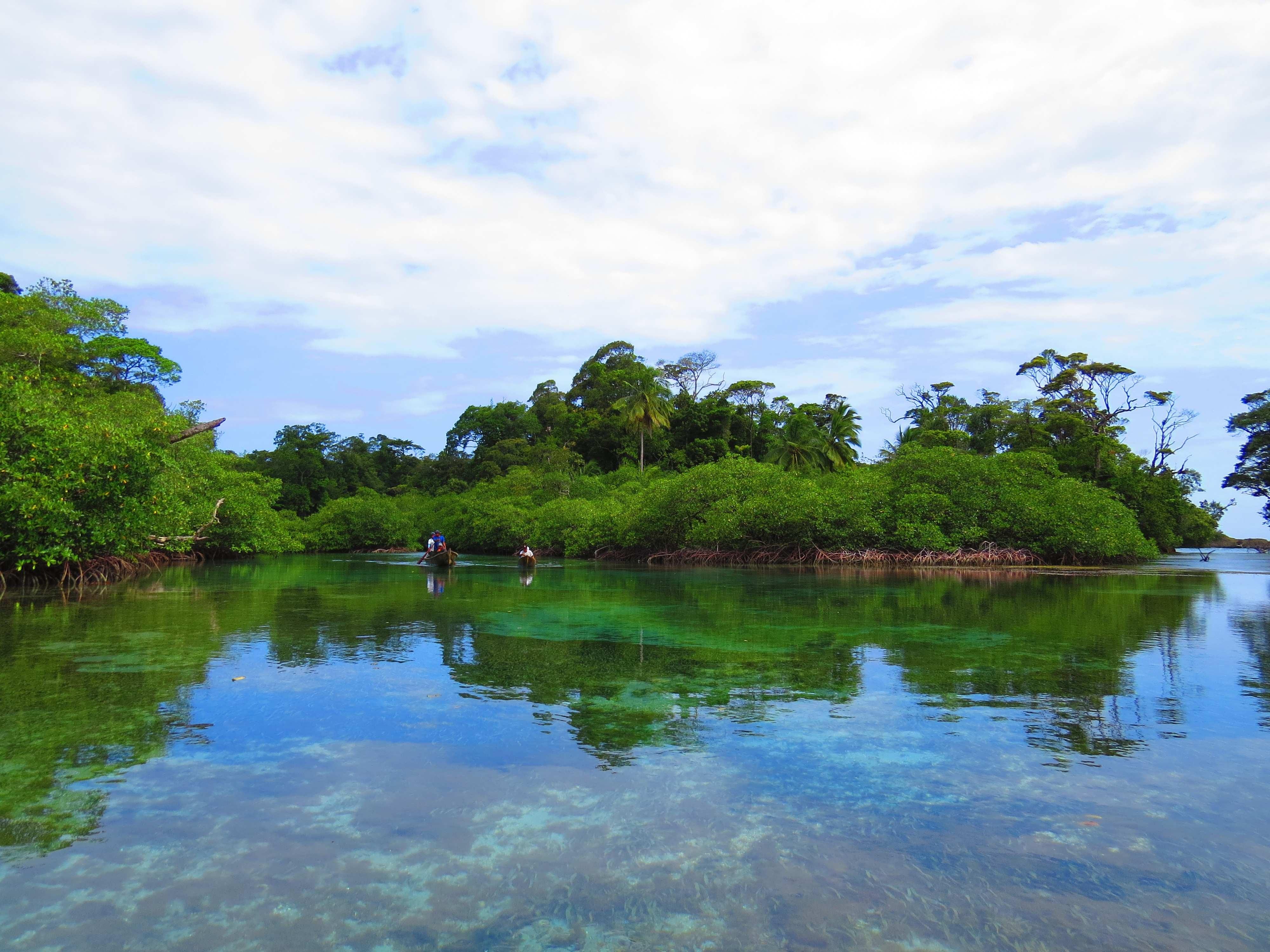 Isla Escudo de Veraguas Quiz