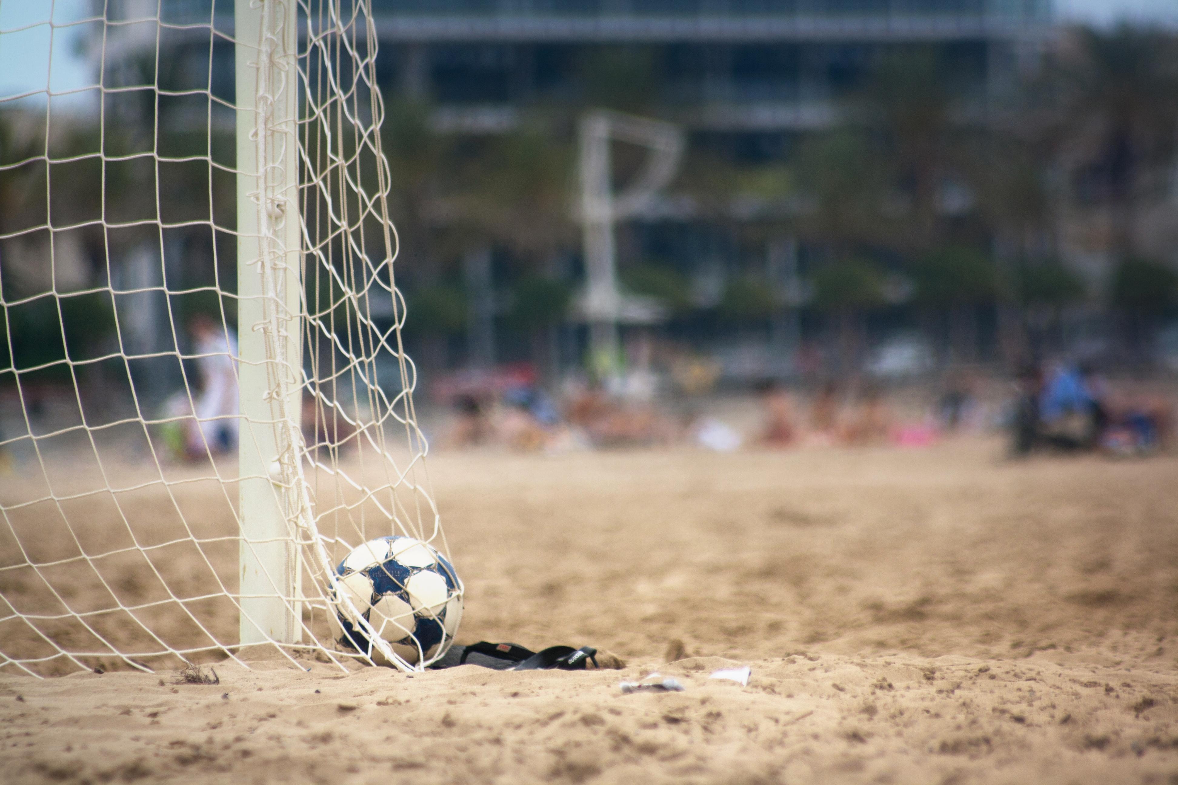 Nike Beach Soccer Shoes