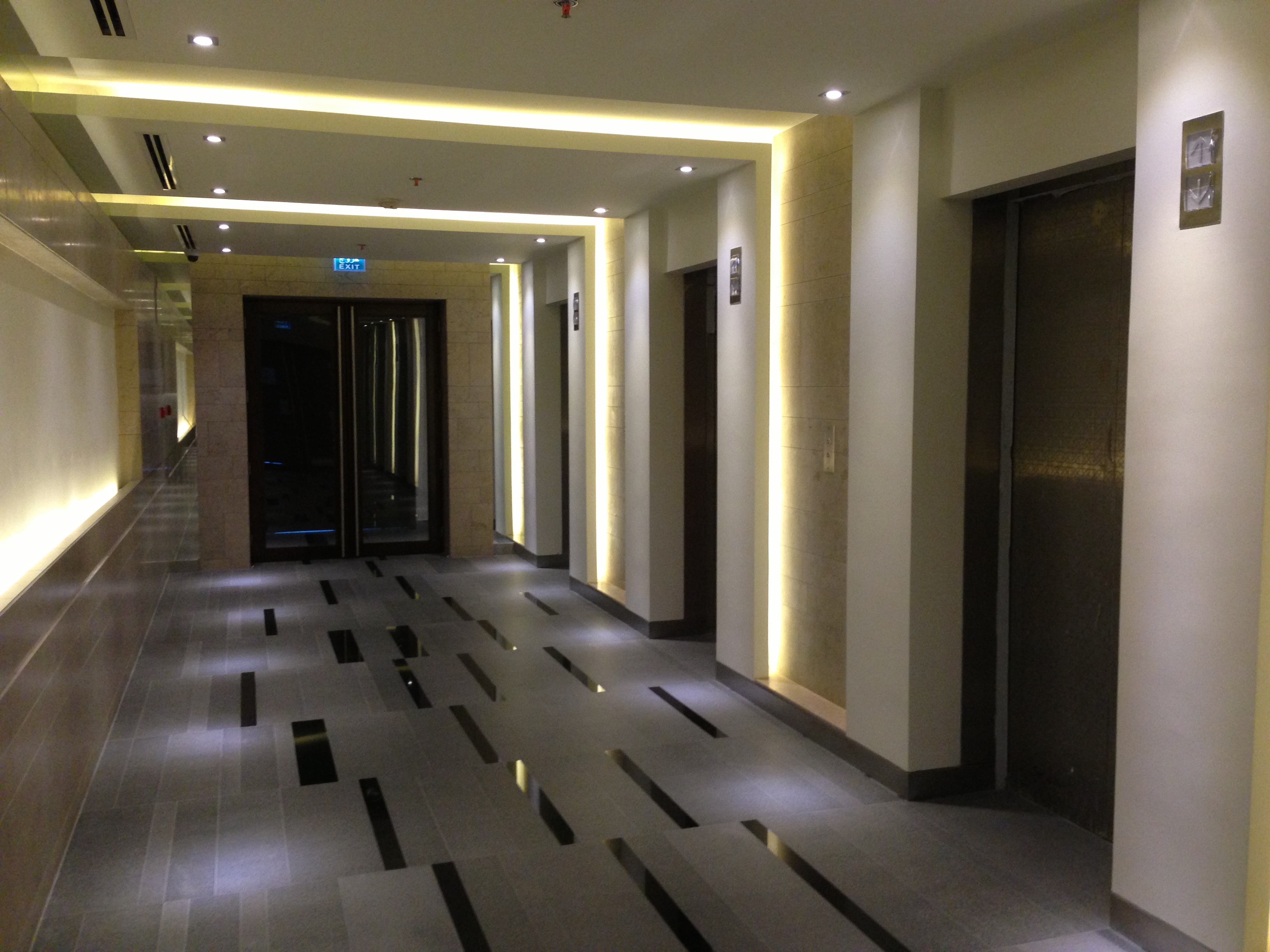 FileFakhro Tower Typical Lift Lobby Feb 2013jpg