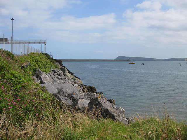 Fishguard Harbour - geograph.org.uk - 1524407