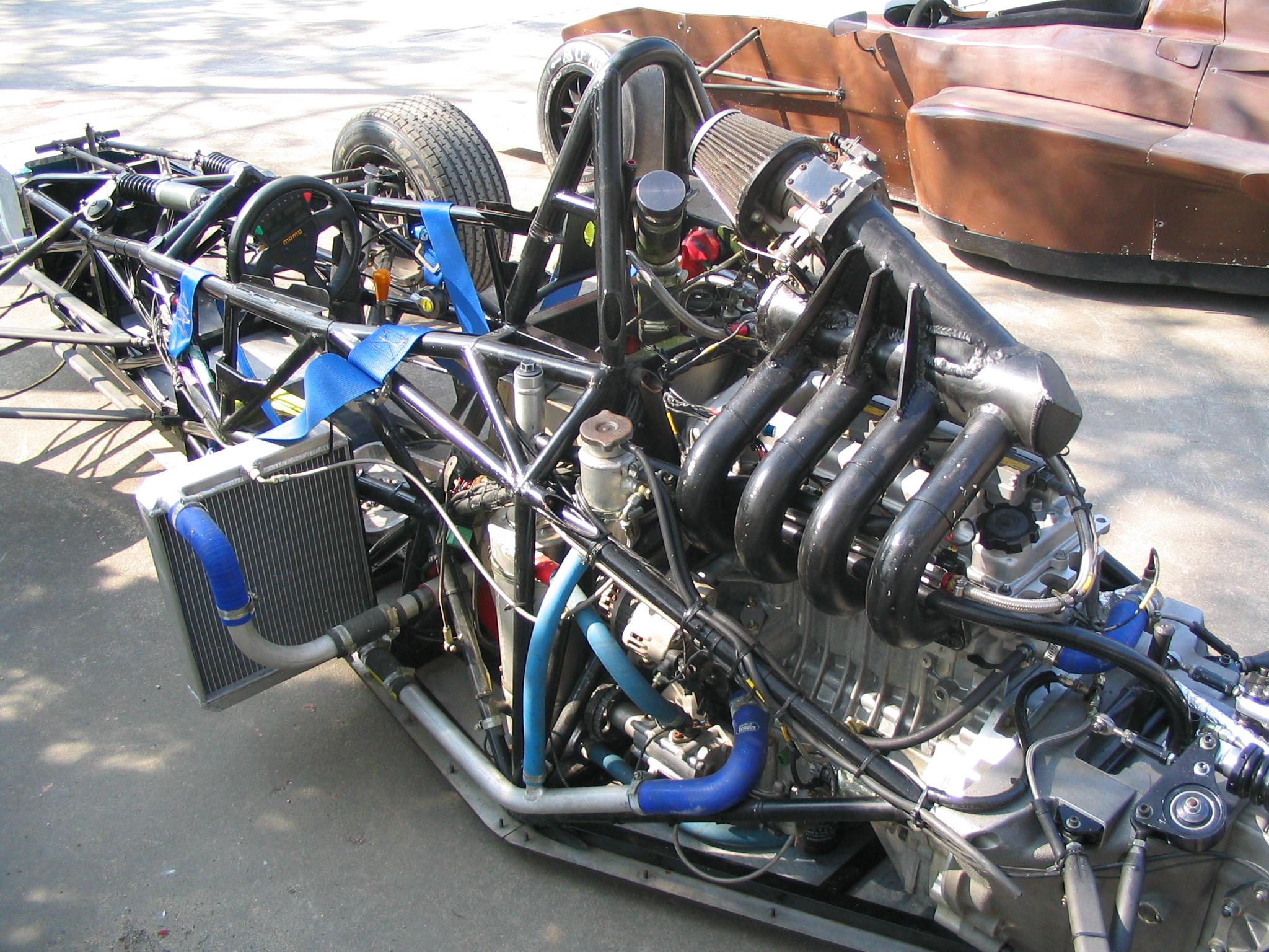 Aprilia Formula Car