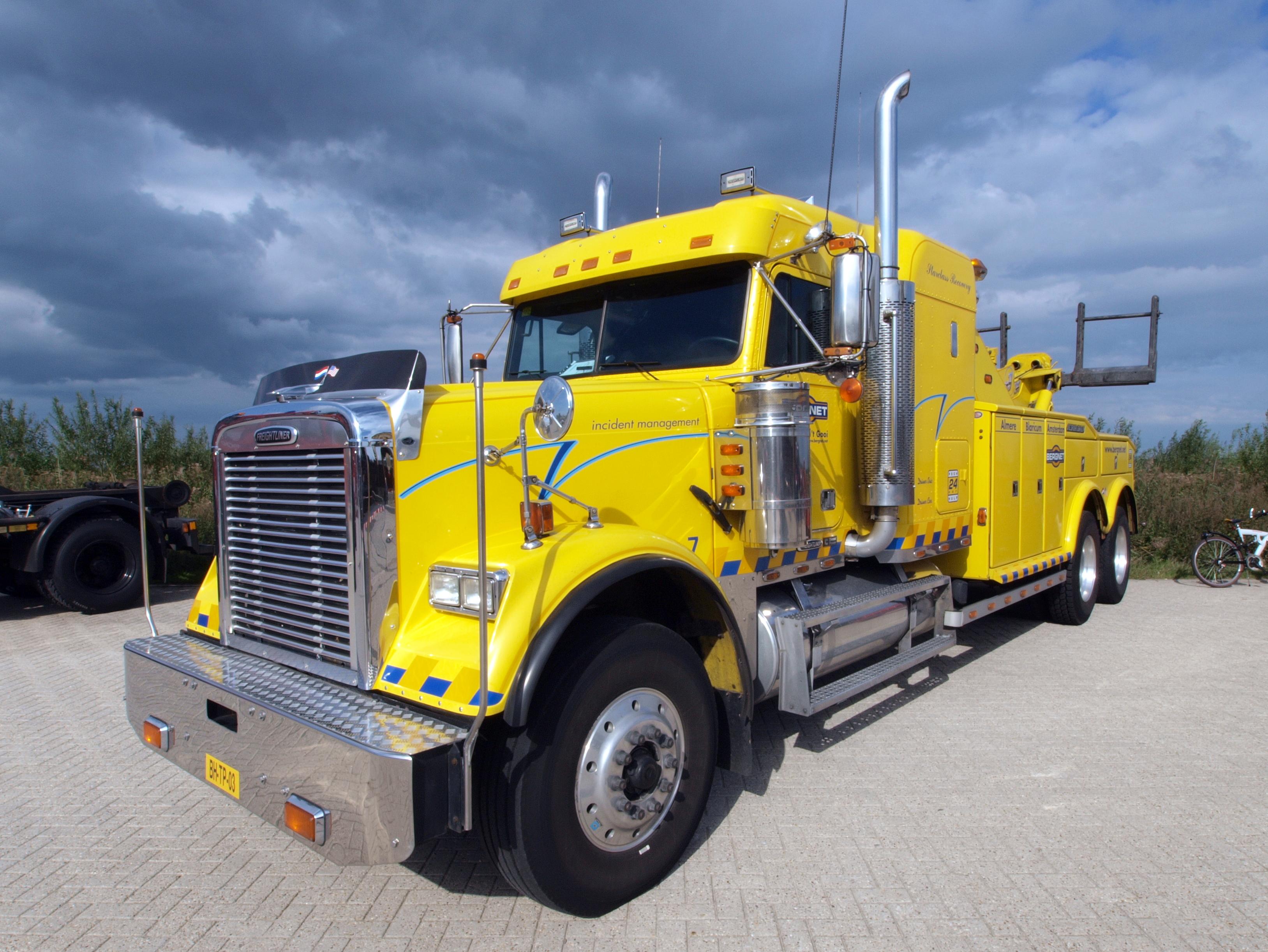 Freightliner Classic / Classic XL - турбины на ПрофиТрак