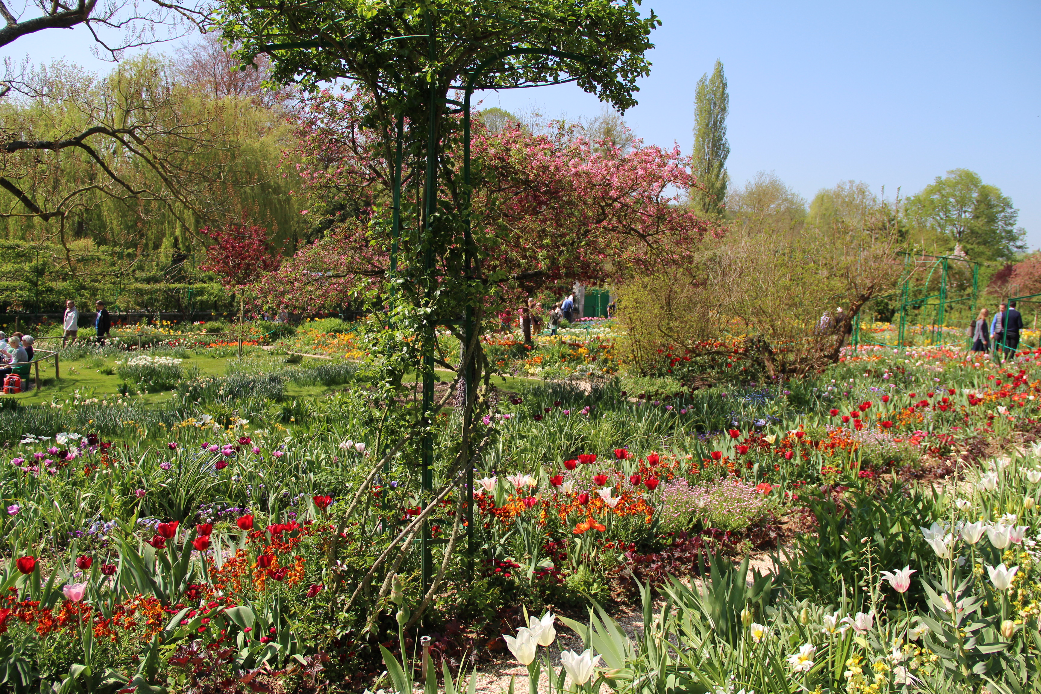 File:Giverny, Fondation Claude Monet, jardin5.jpg - Wikimedia Commons