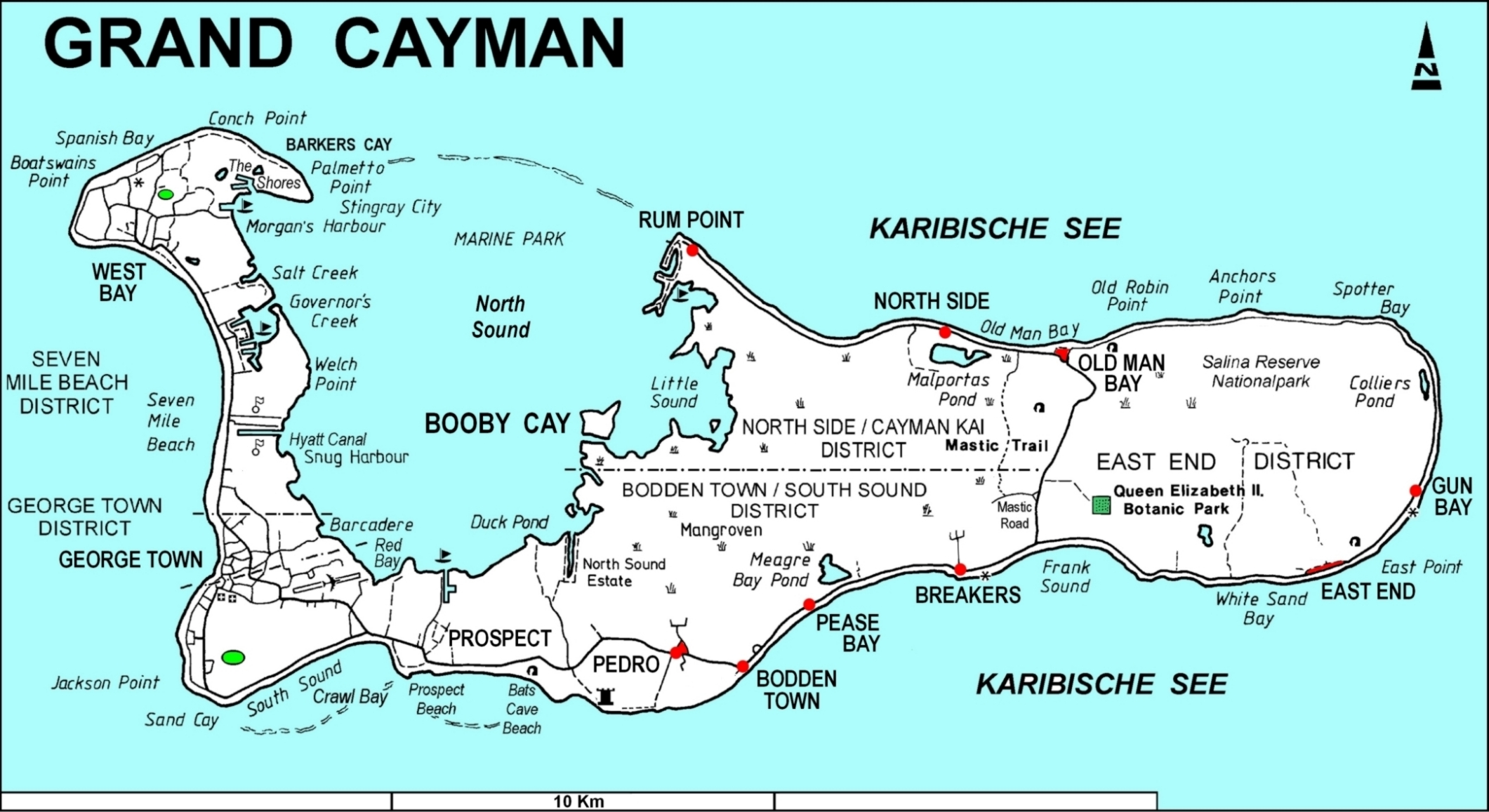 What Are The Cayman Islands Controlled By