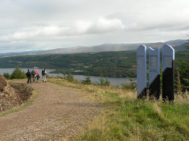 Great Glen Way - geograph.org.uk - 570278