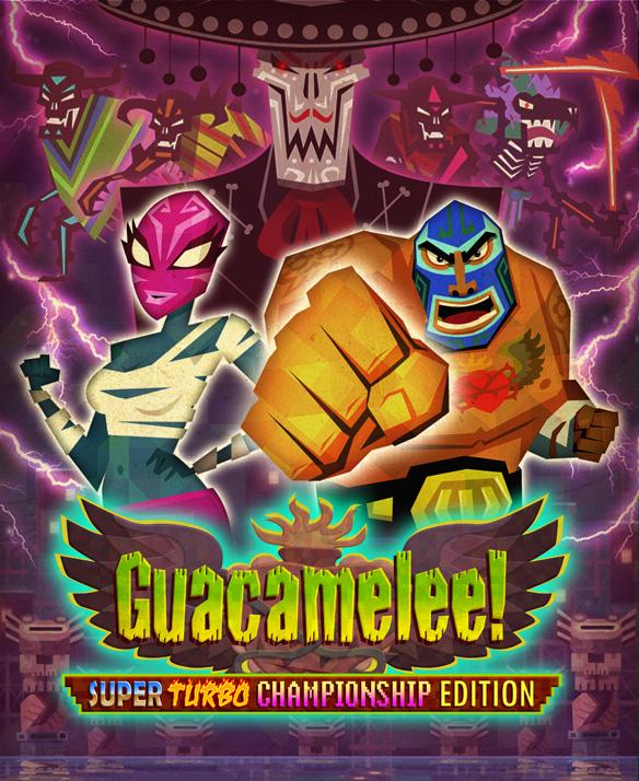 Guacamelee PS4