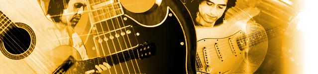 mediator guitare électrique