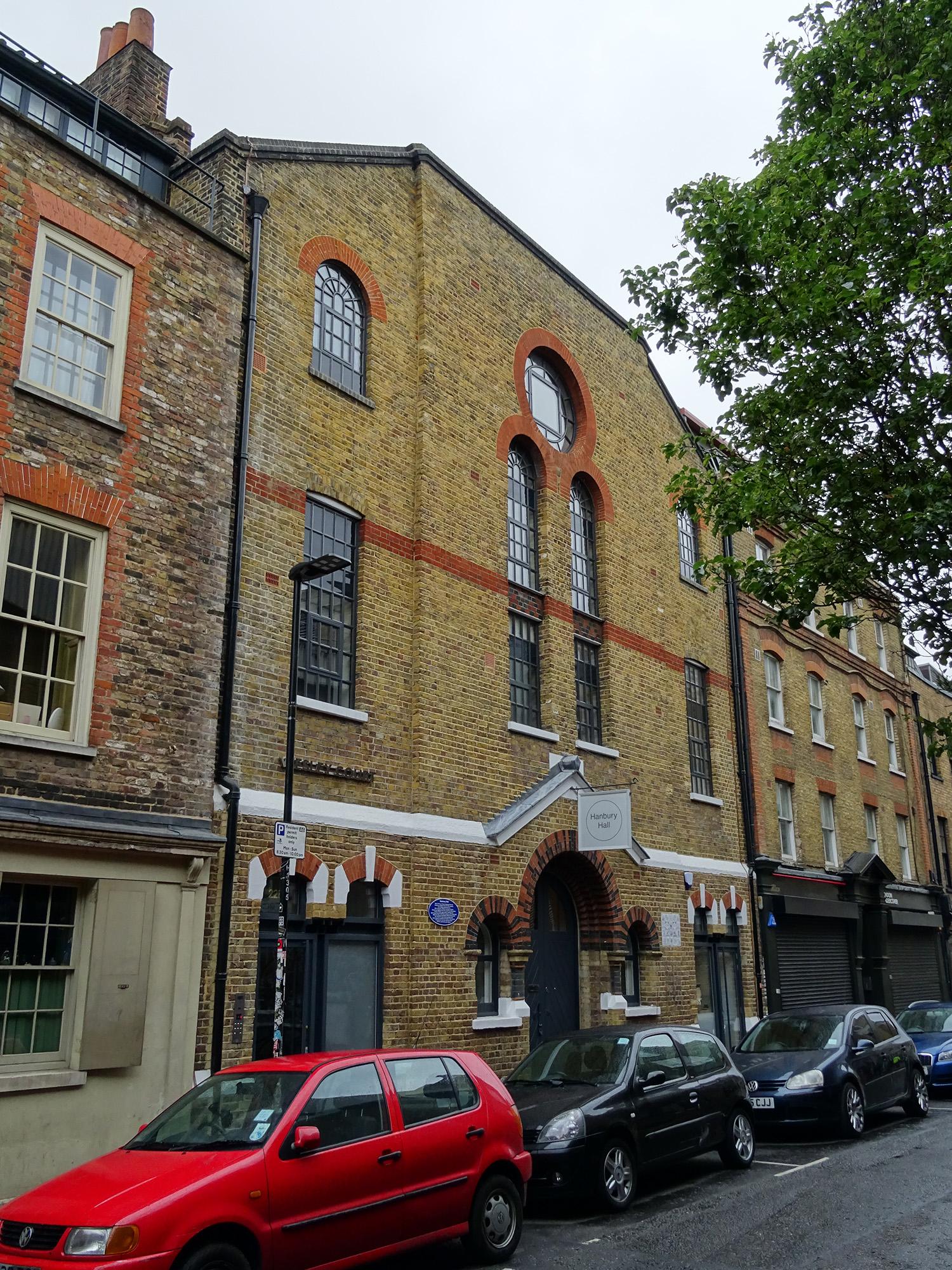 Spitalfields London: 22 Hanbury Street Spitalfields London