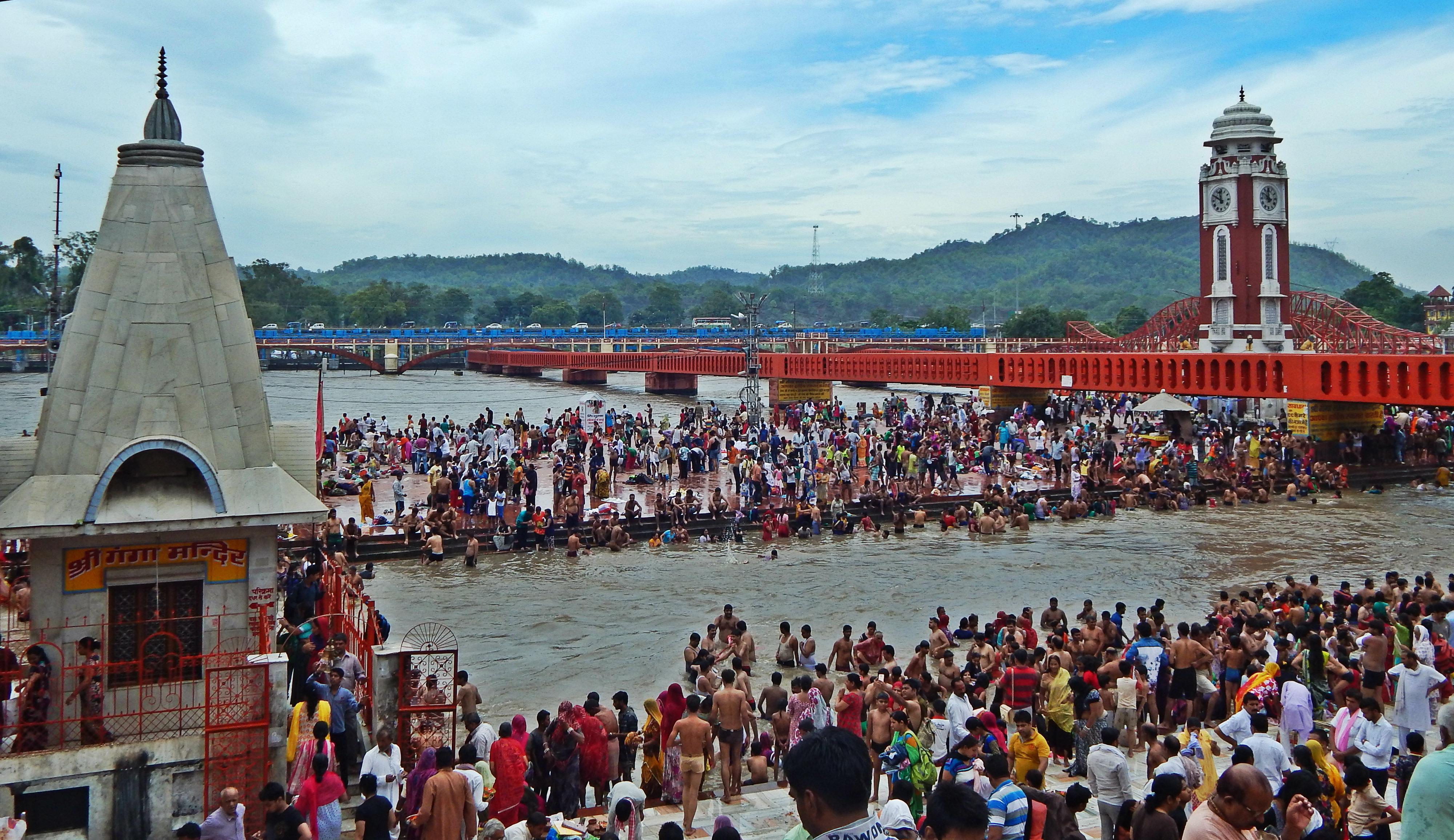 Har ki Pauri - Haridwar Kumbh