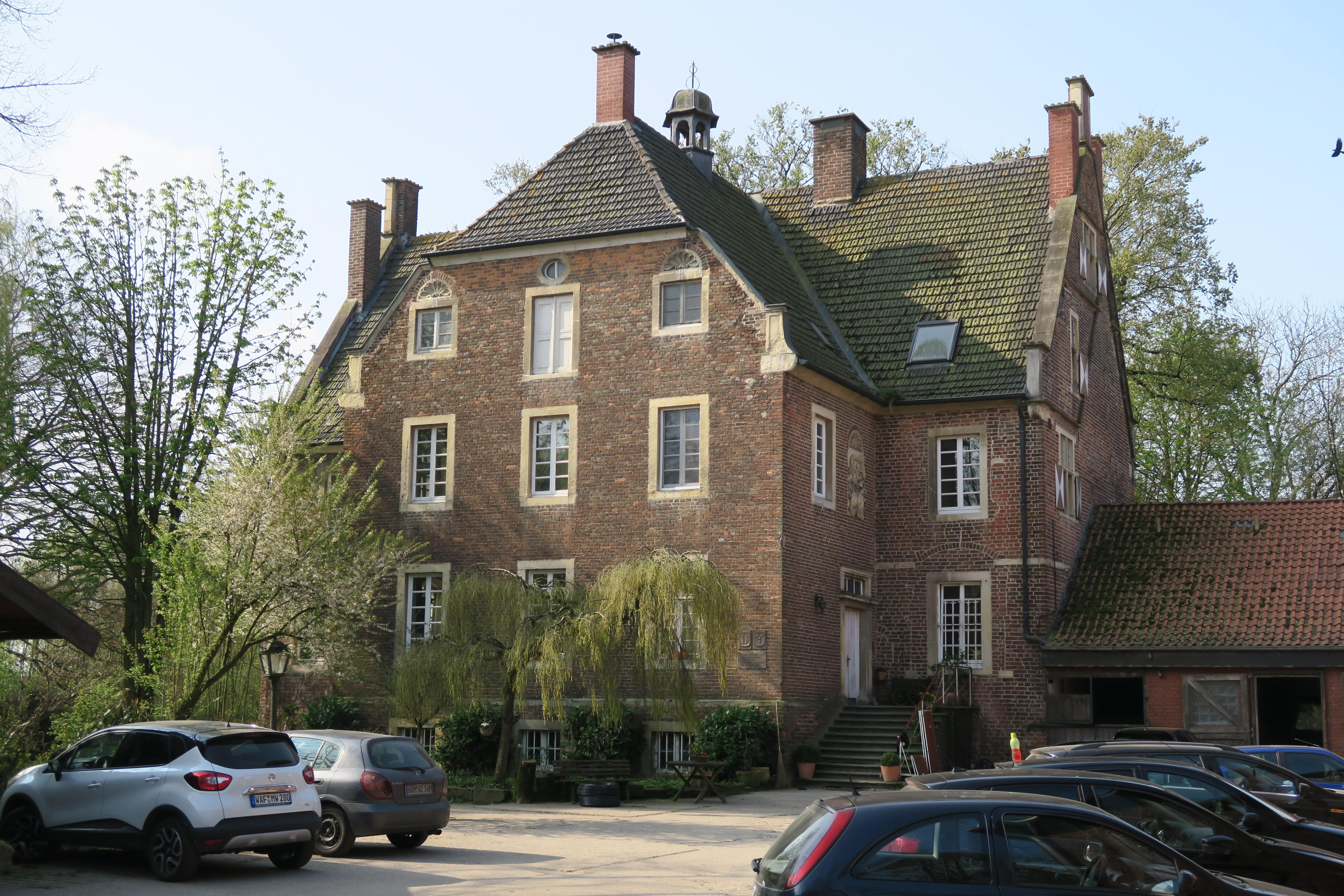Wasserburg Haus Kuchen Ahlen Wikipedia