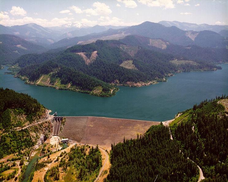 Hills Creek Dam Wikipedia