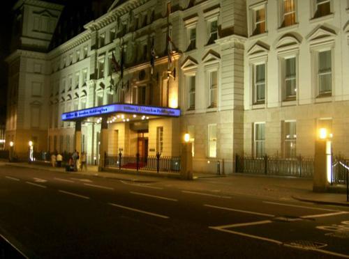 Hilton London Euston Restaurant