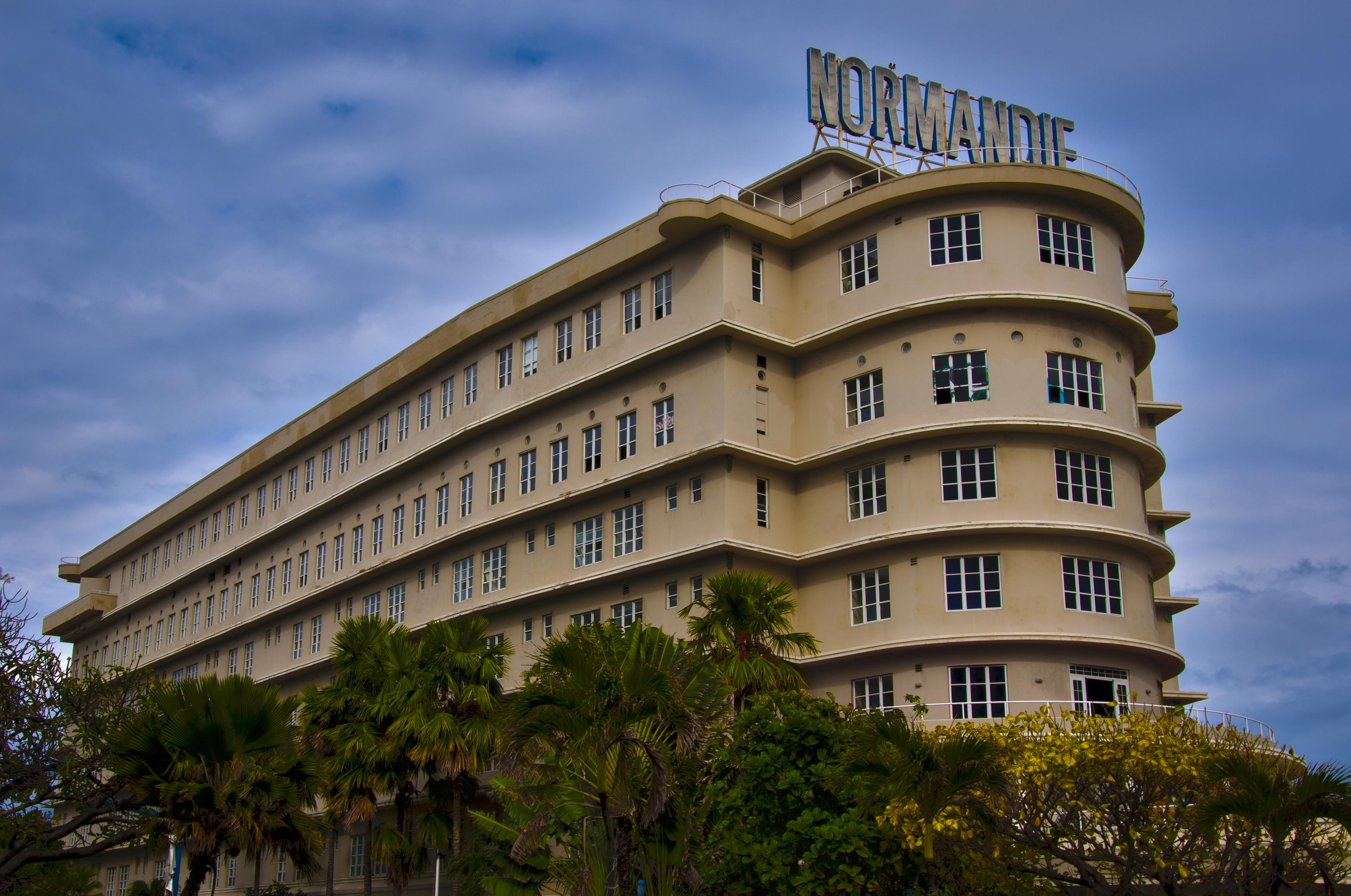 De Normandie Hotel Jersey Website