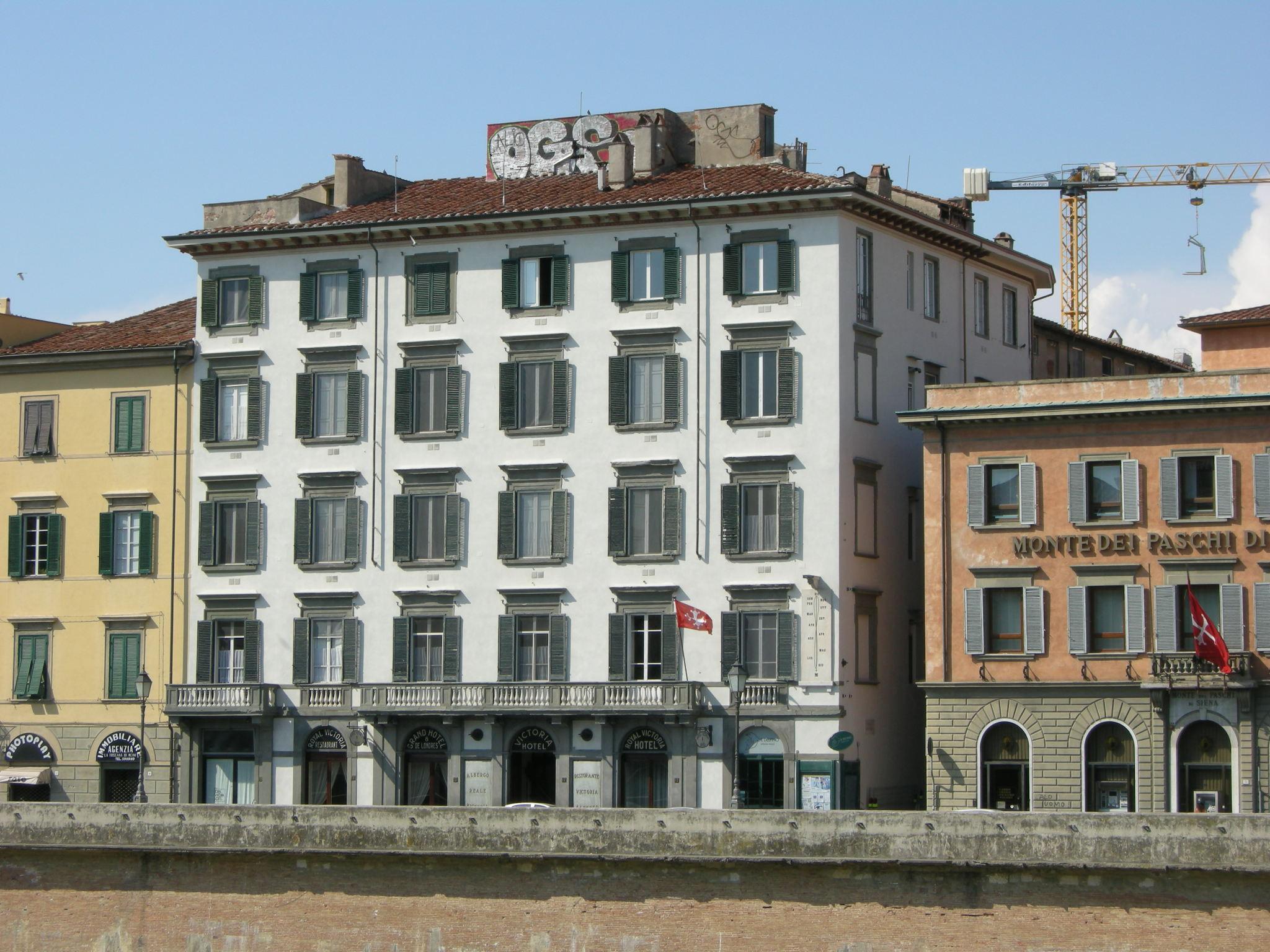 Hotel A Pisa Vicino Stazione