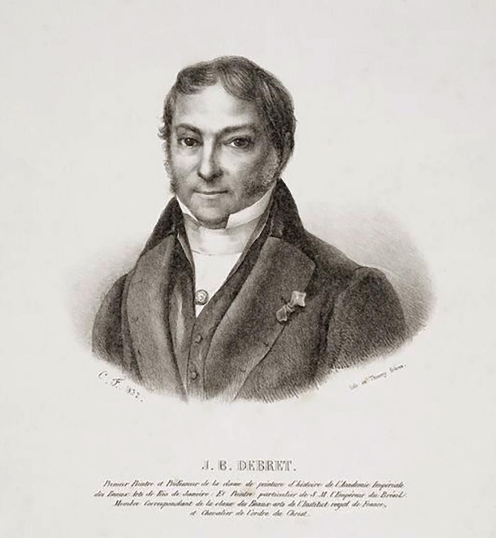 Veja o que saiu no Migalhas sobre Jean-Baptiste Debret