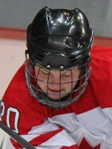 Jenn Wakefield Canadian ice hockey player