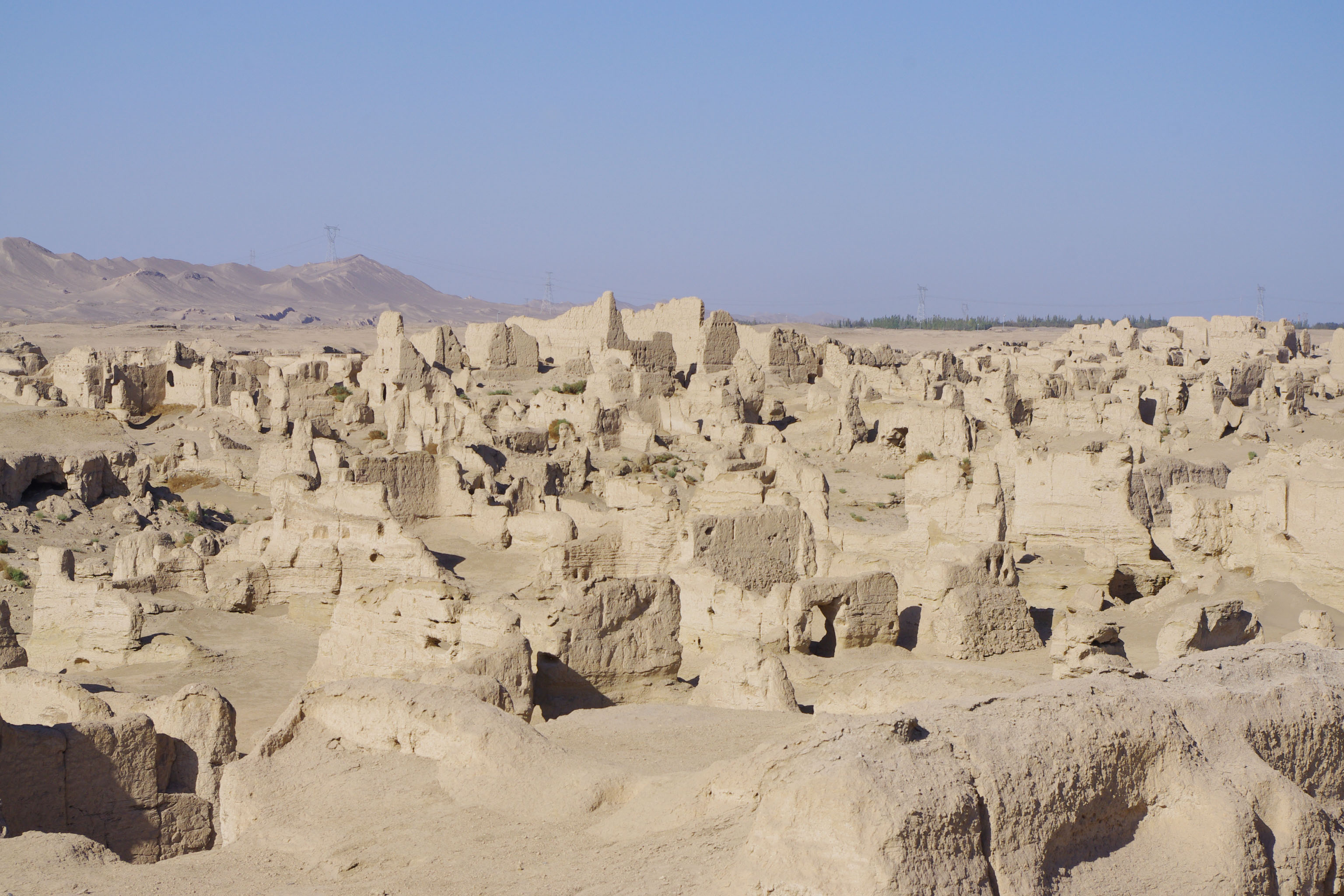 Image result for the Ruins of the Ancient Jiaohe