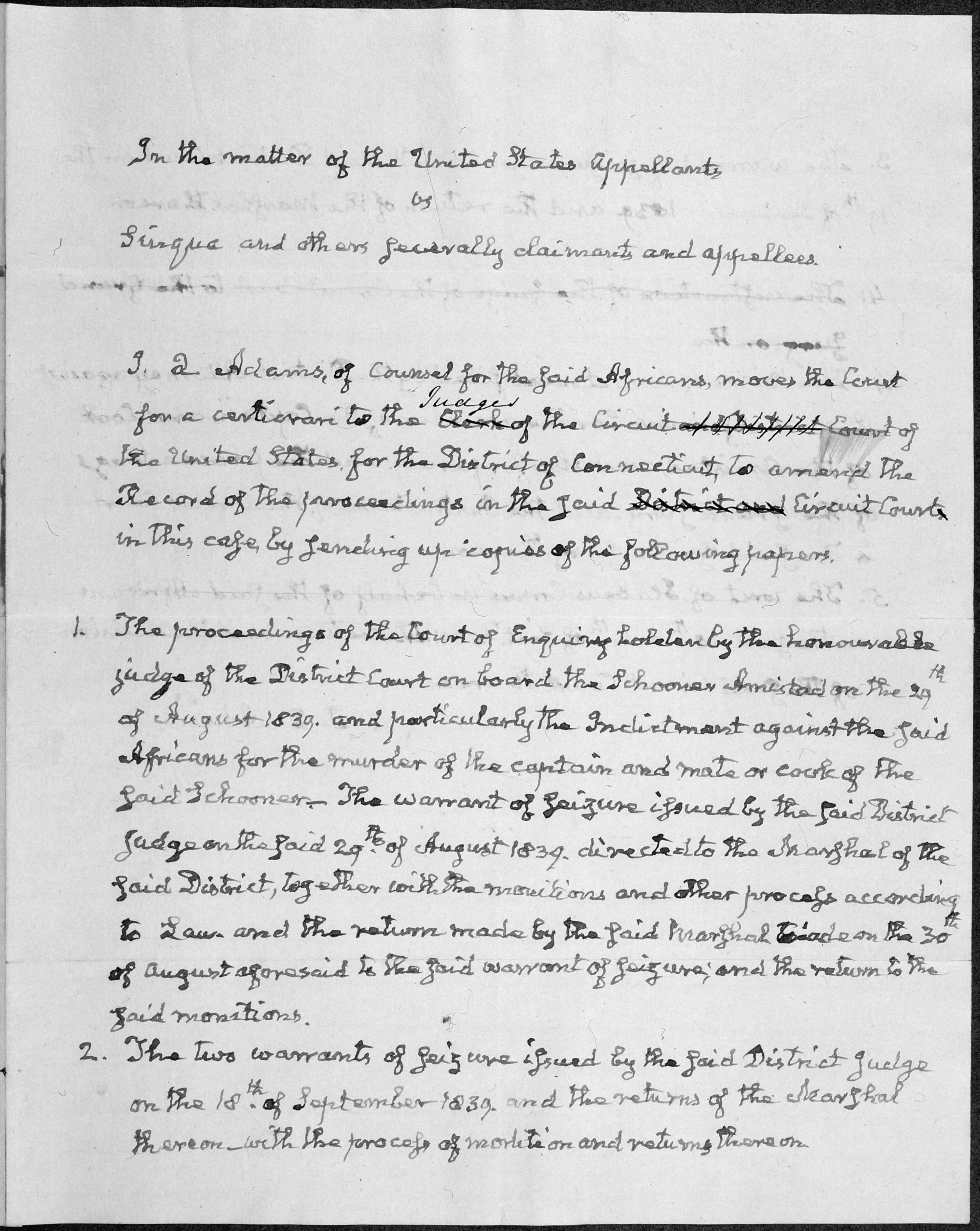 john q reaction paper The 1824 election and the corrupt bargain  john quincy adams was the last president to serve before andrew jackson turned the american political process upside .