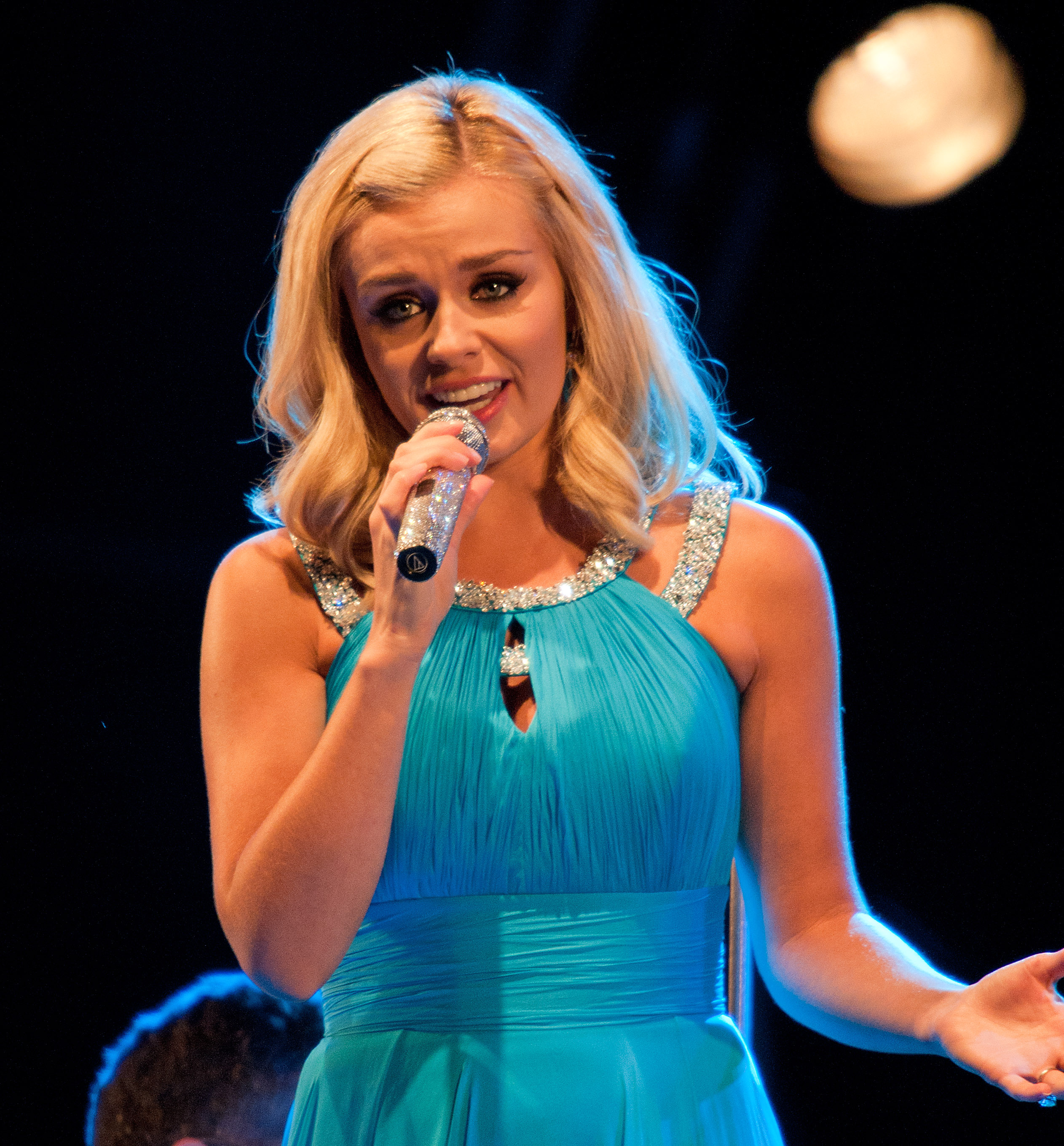 Photo of Katherine Jenkins