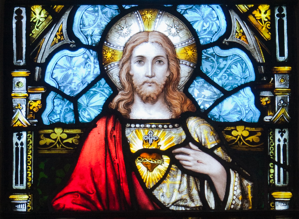Famous Sacred Heart Paintings