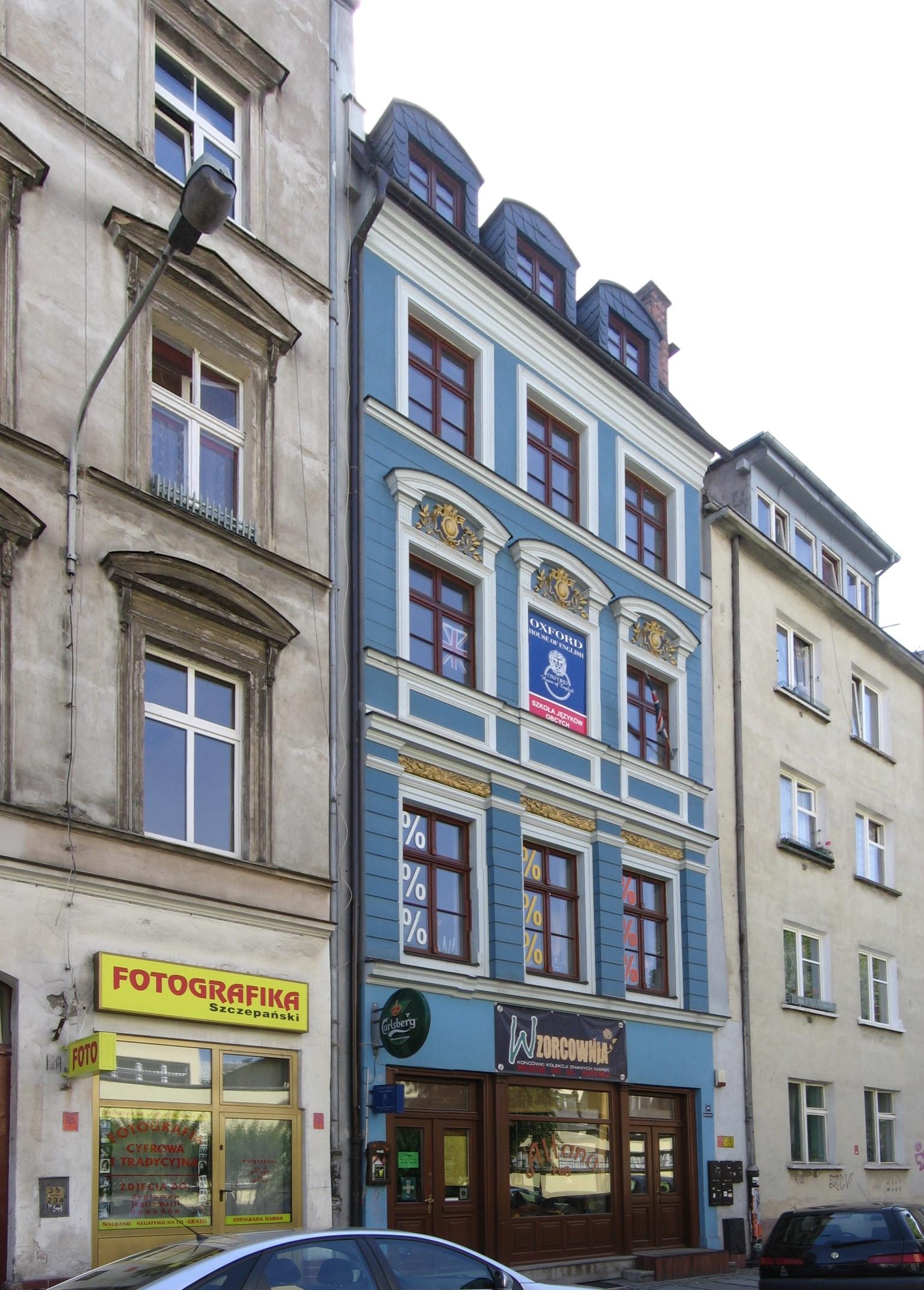 Ulica Kotlarska we Wrocławiu