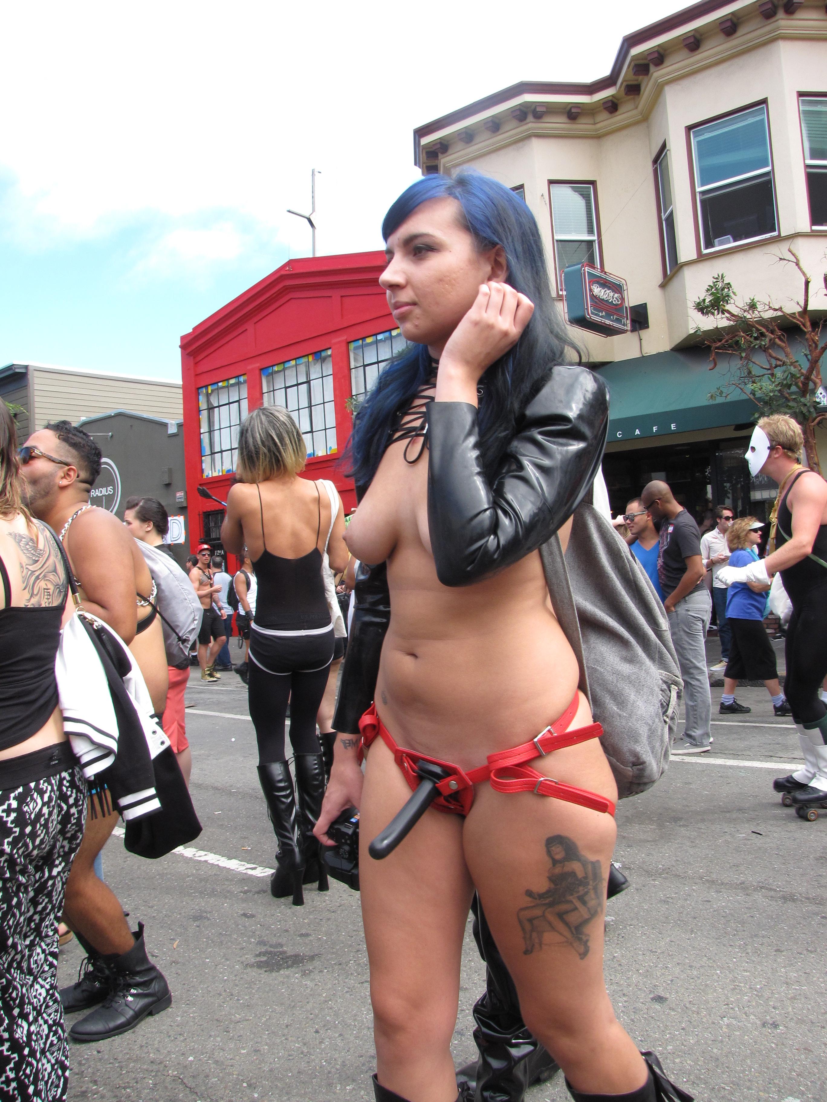 Folsom street fair sf 2004 2010