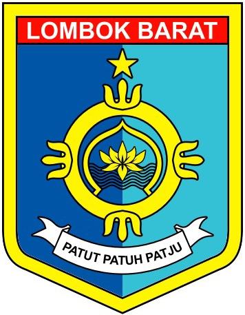 Berkas Lambang Kabupaten Lombok Barat Jpeg Wikipedia Bahasa Indonesia Ensiklopedia Bebas