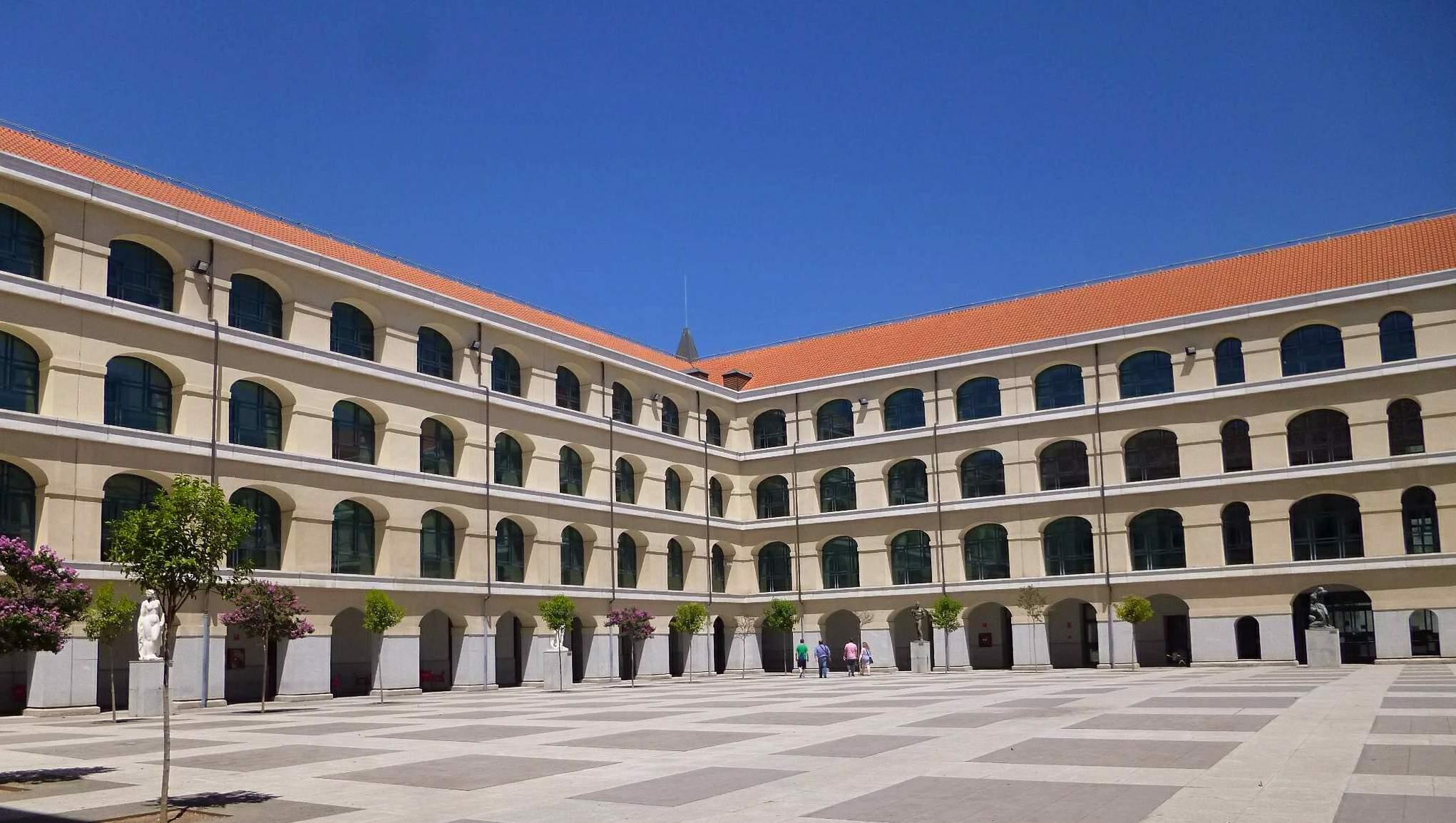 file legan s universidad carlos iii edificio sabatini On edificio natura leganes