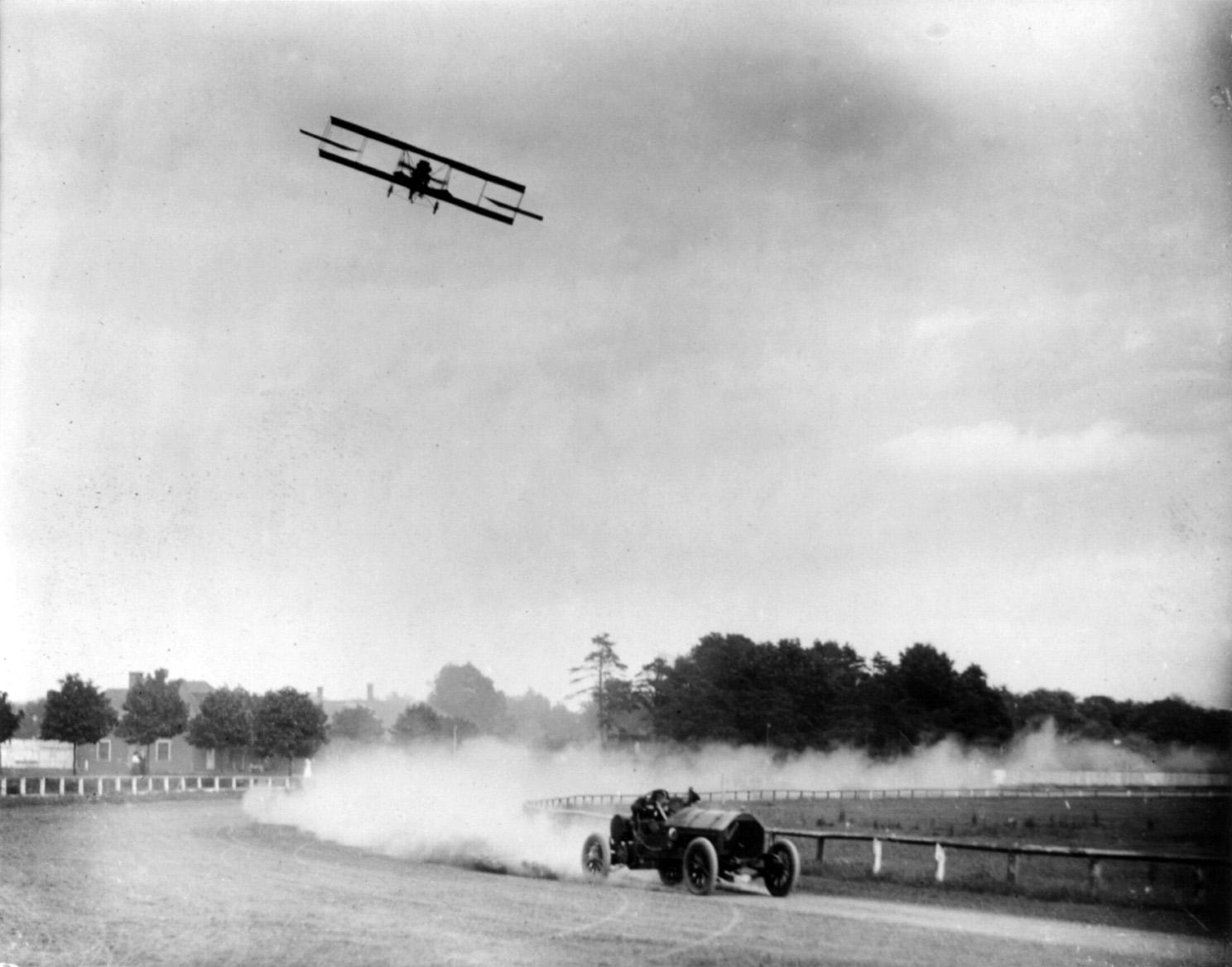 Barney Oldfield Race Car