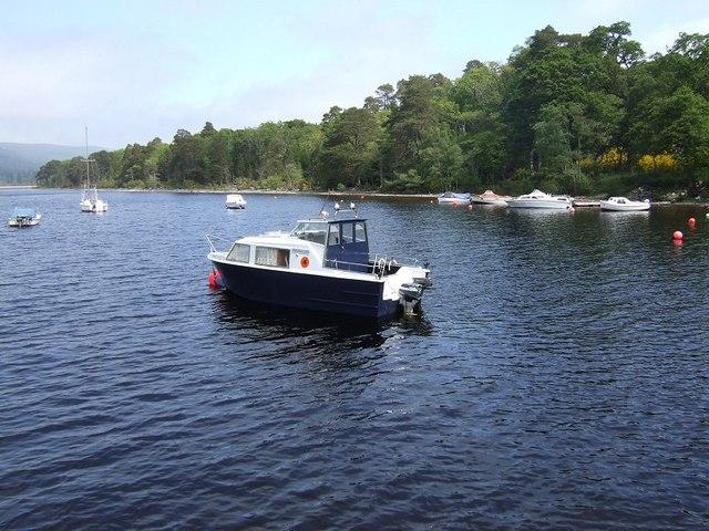 Loch Ness shoreline - geograph.org.uk - 405403