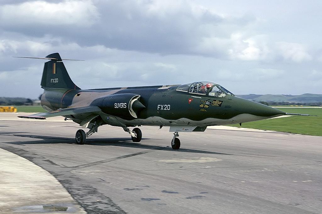 f-104 starfighter units in combat pdf download
