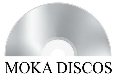Logotipo de Moka Discos