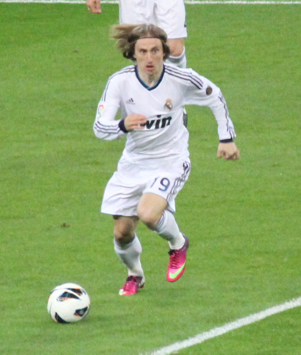 Luka Modrić Image 5: Football Players Biography And Reviews: Luka Modrić