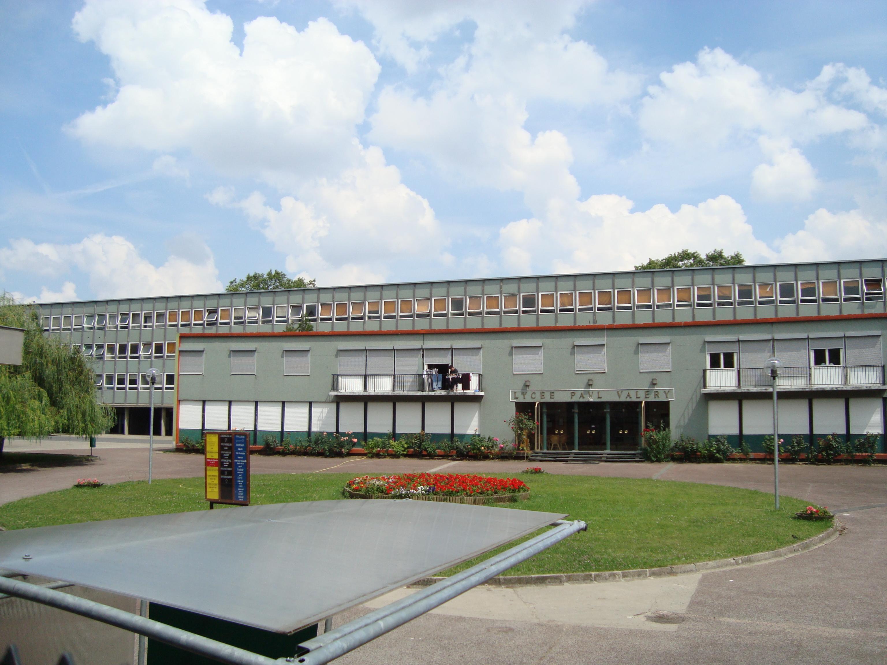 Lycée Paul Valéry Paris Wikipedia