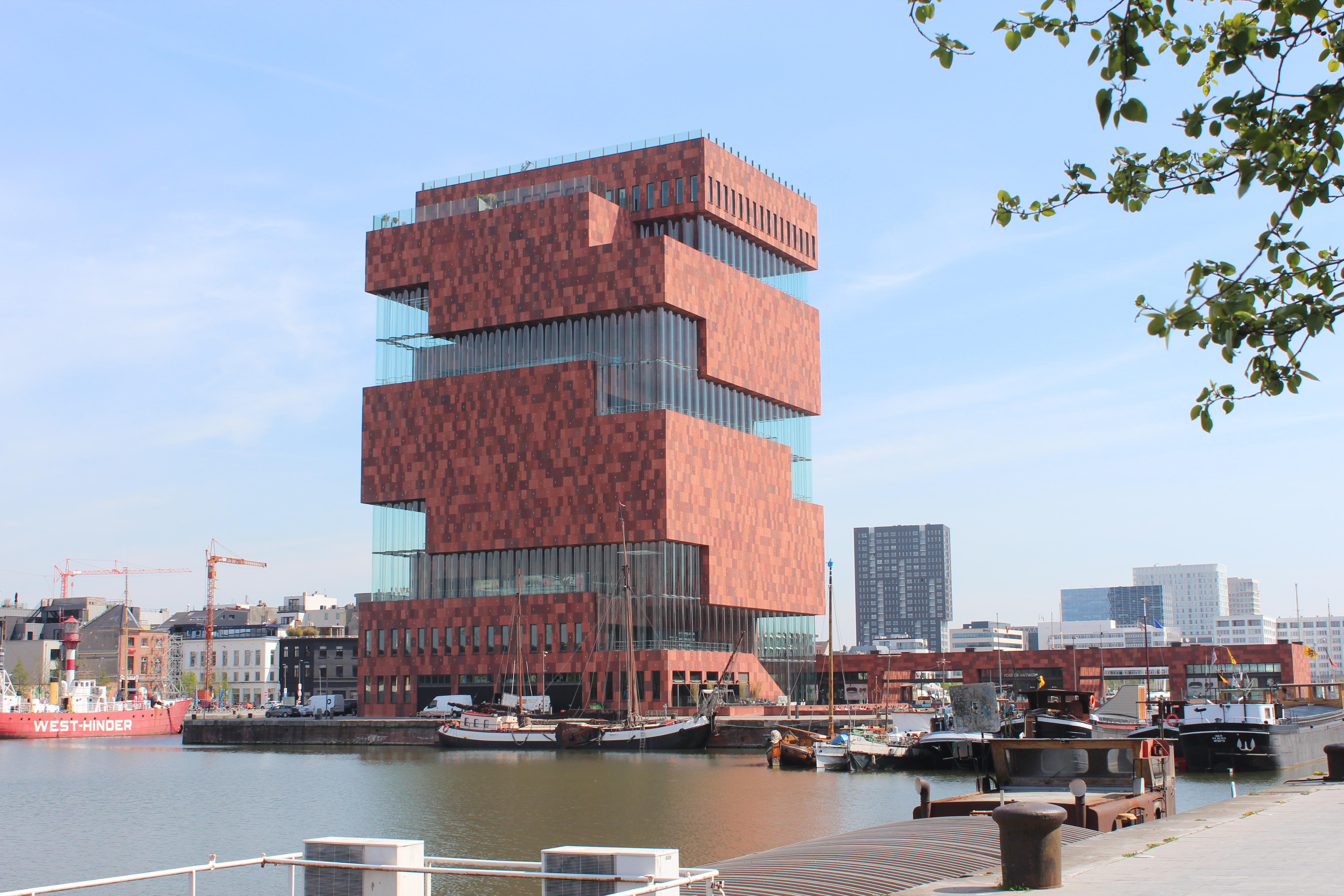 Museum aan de stroom u wikipedia