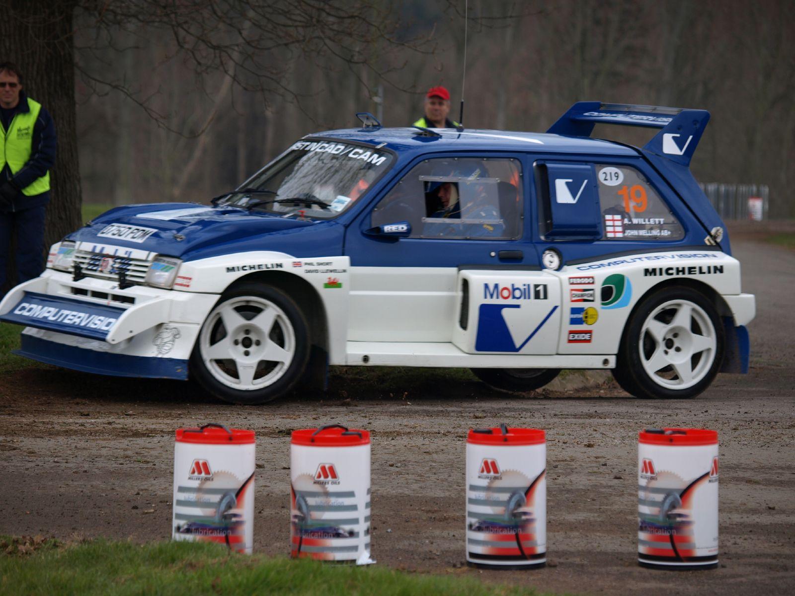Fotos de Autos del rally mundial, a lo largo de la historia