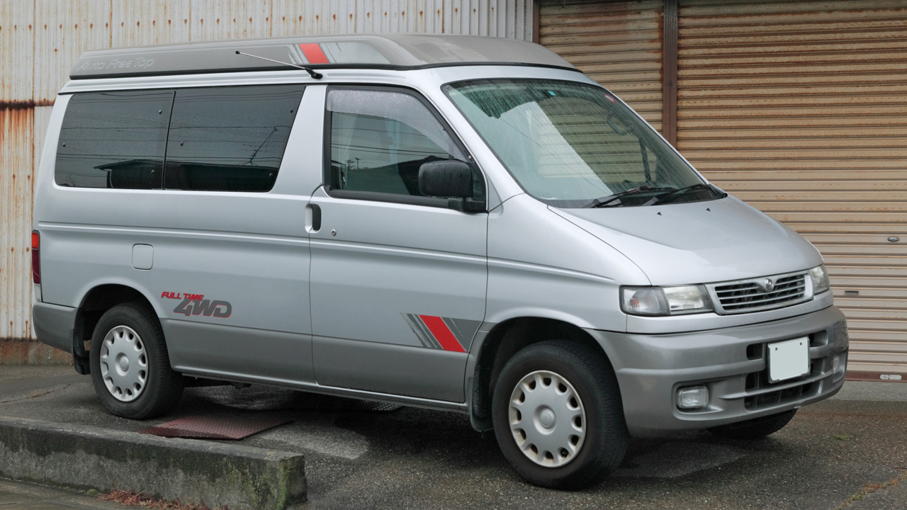 File Mazda Bongo Friendee 001 Jpg Wikimedia Commons