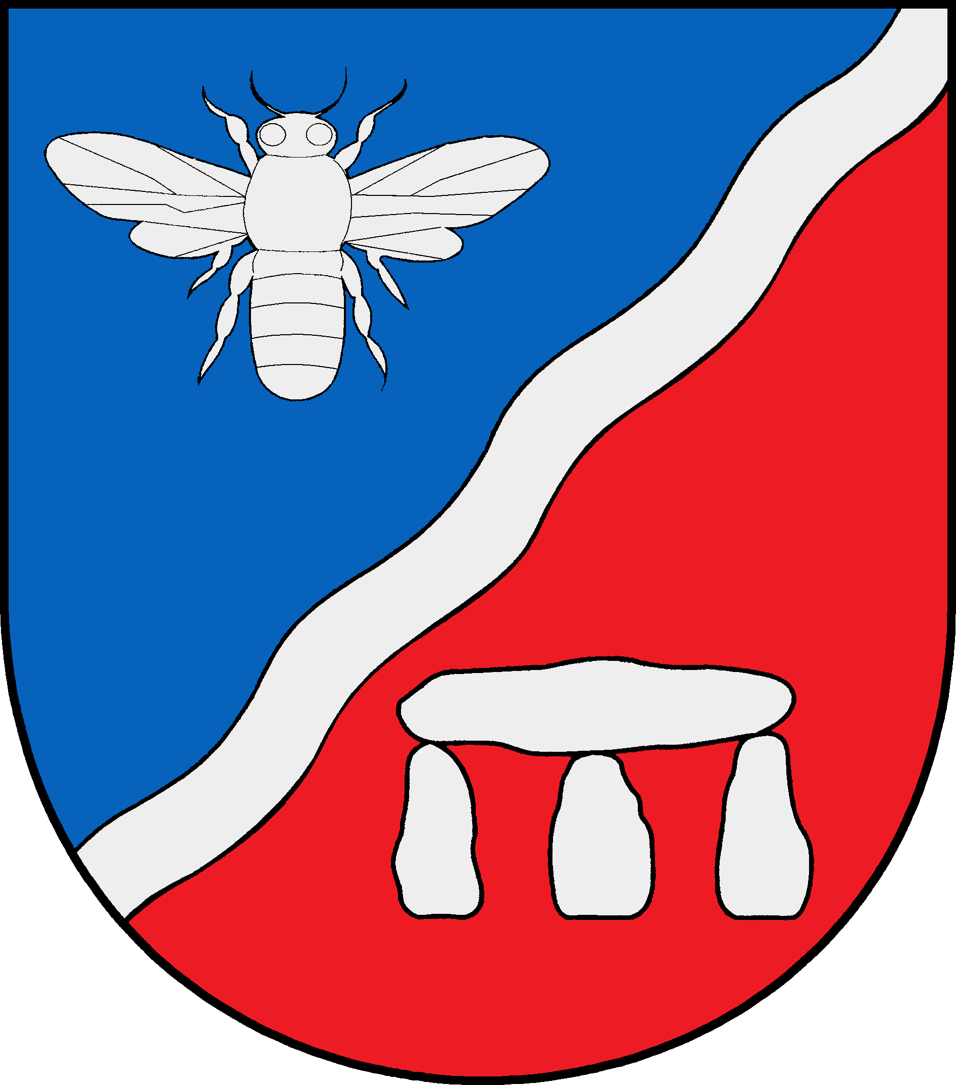 Melsdorf-Wappen