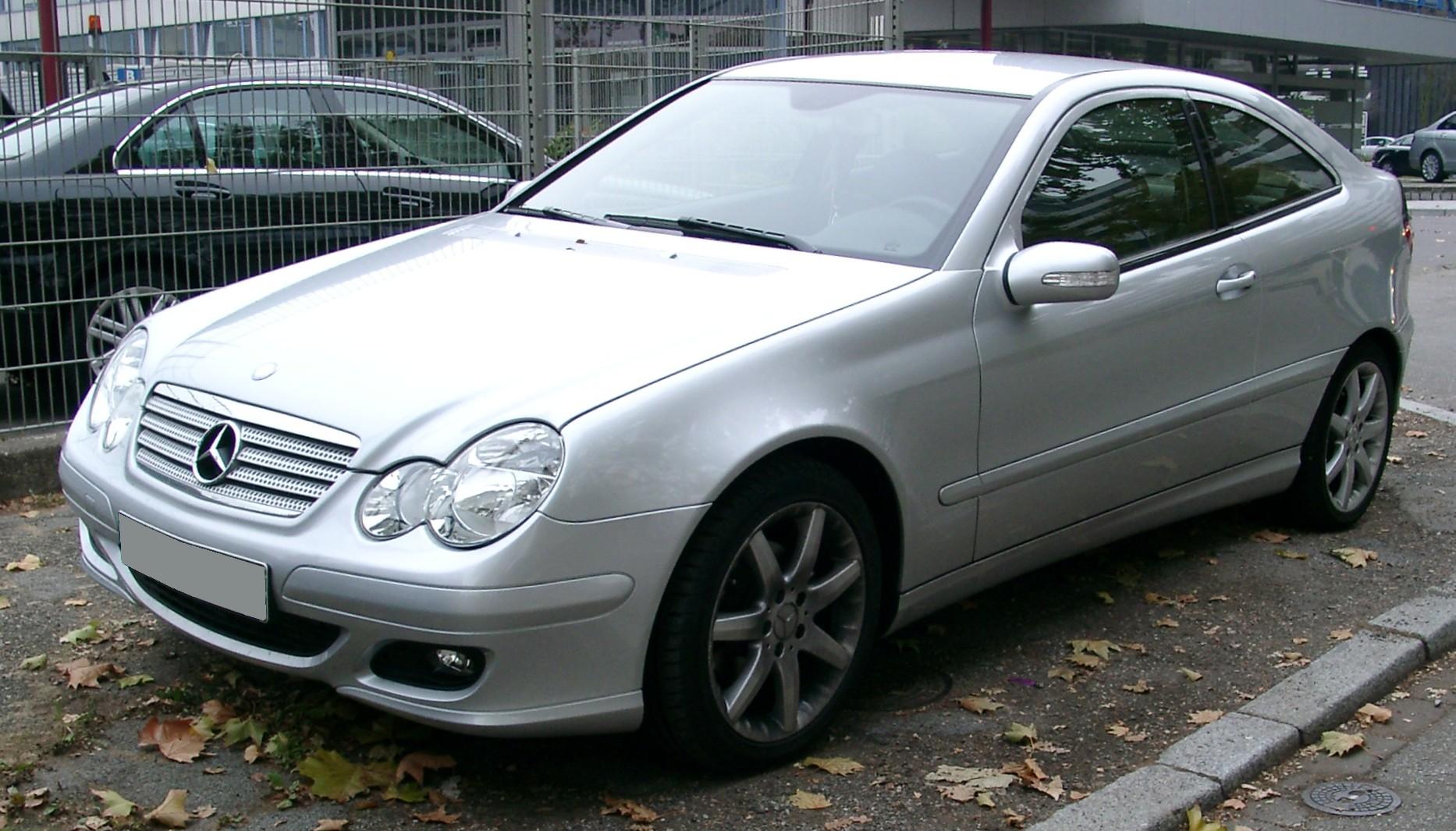2003 mercedes benz c class c240 wagon 2 6l v6 manual rh carspecs us