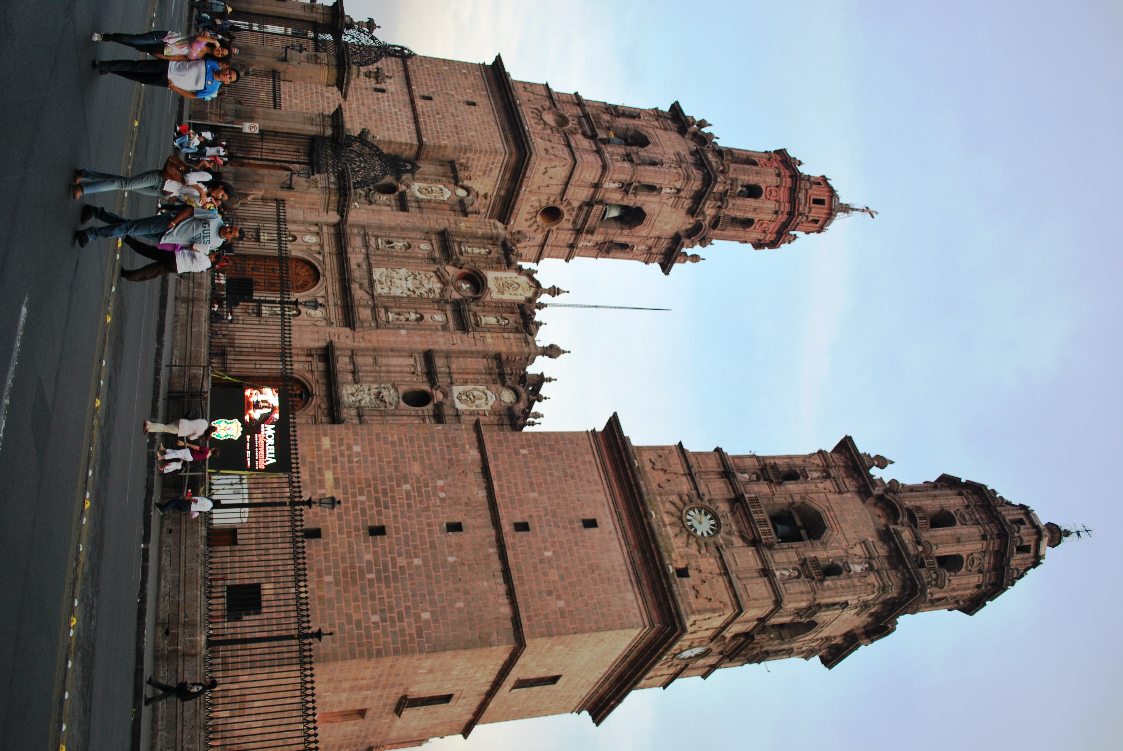 Depiction of Catedral de Morelia
