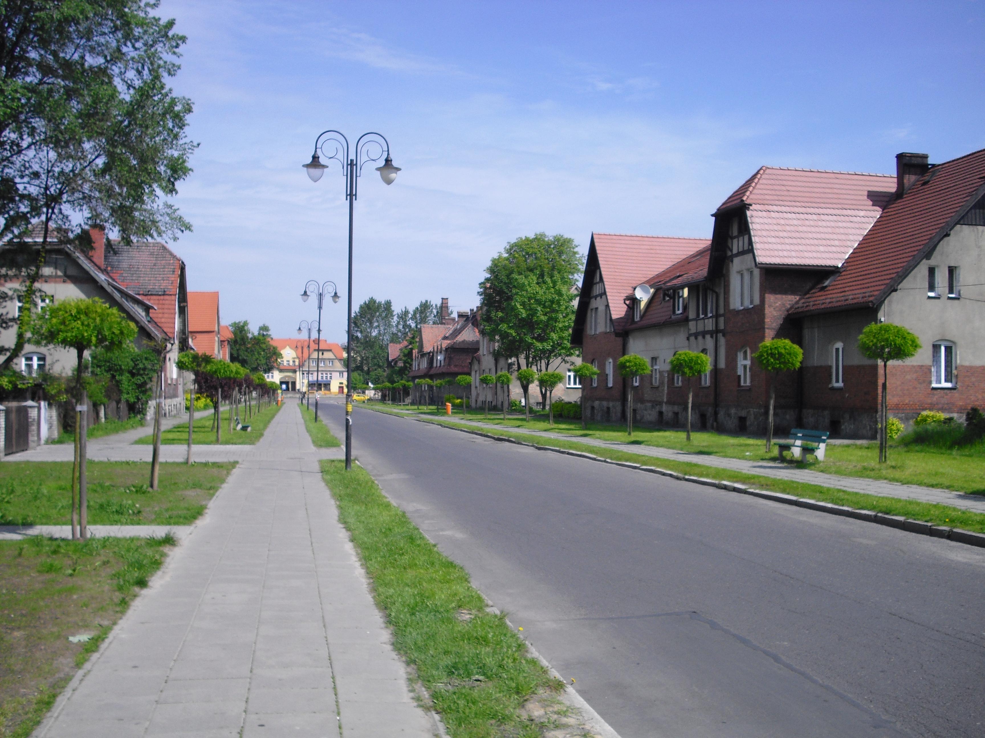 Ulica Wolności w Katowicach