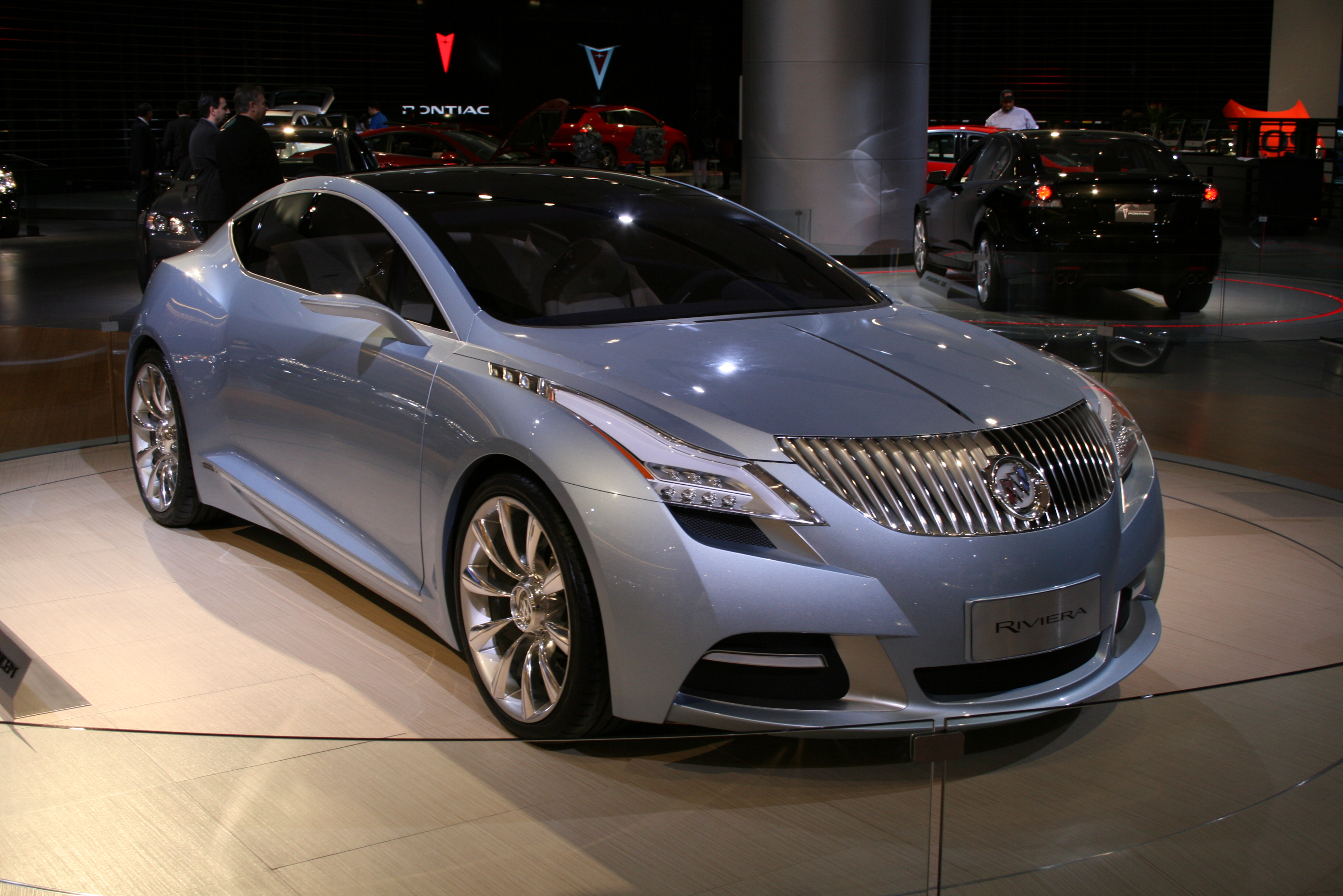 Buick Riviera Concept Knocks It Out In Shanghai