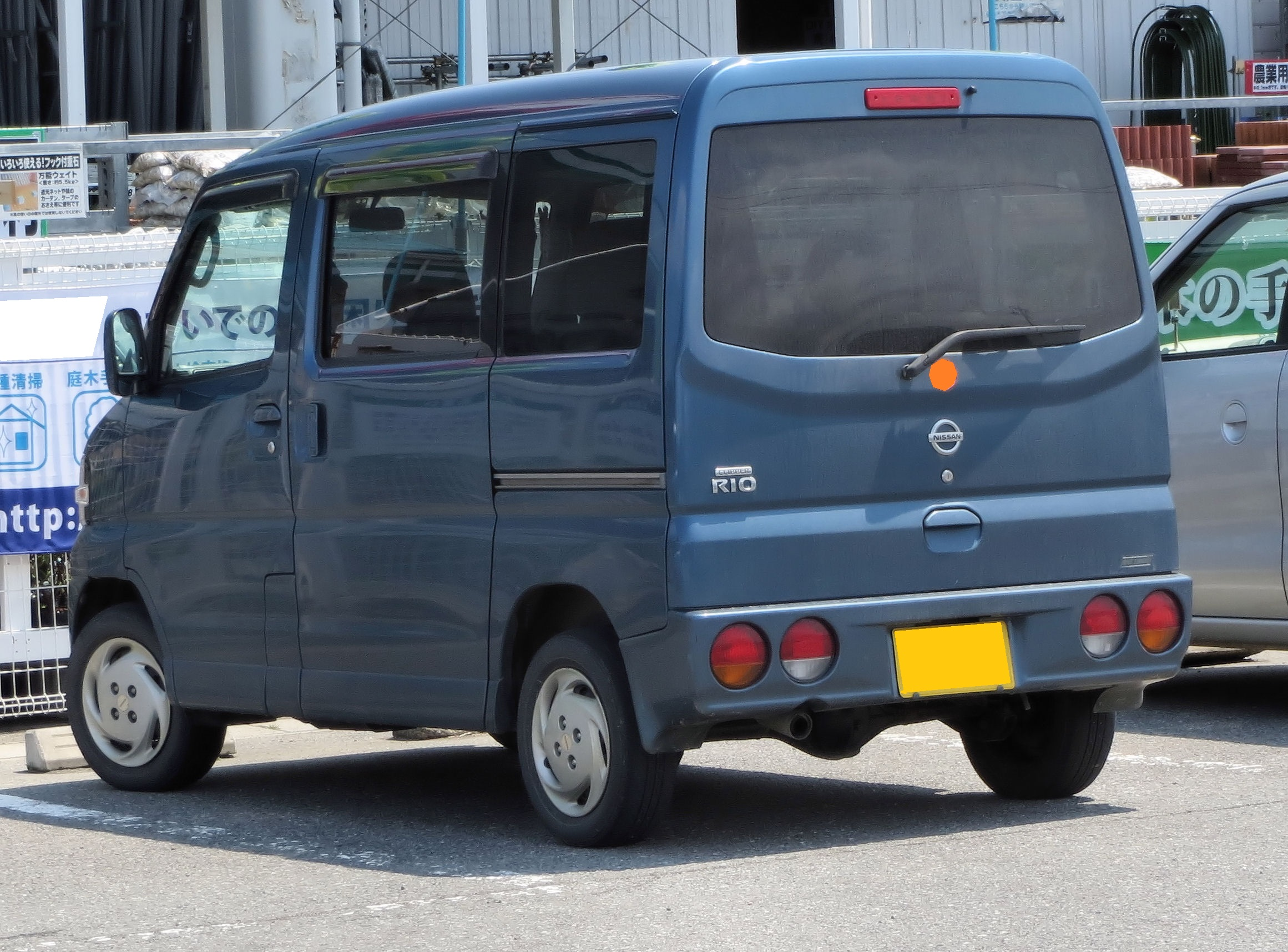 File Nissan Clipper Rio U72w 0153 Jpg Wikimedia Commons