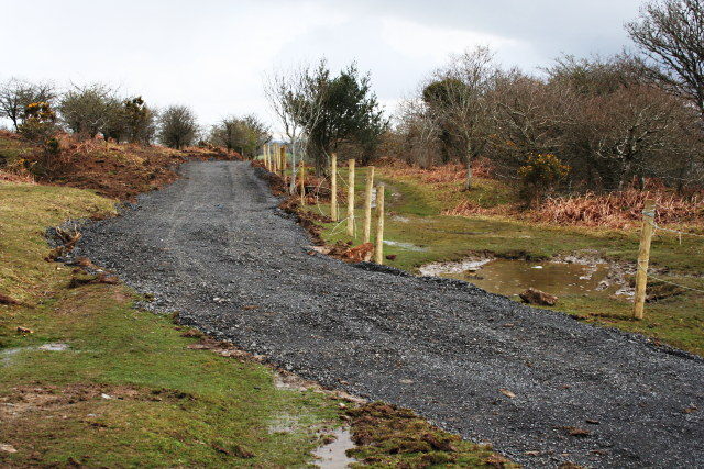 New Cycleway - geograph.org.uk - 795909