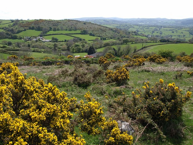 North Kingwell from Mardon Down - geograph.org.uk - 1292970