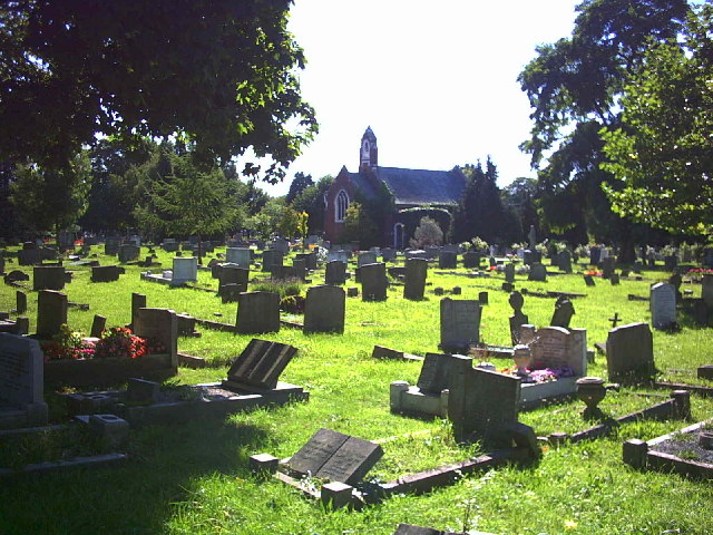 North Sheen Cemetery. - geograph.org.uk - 46385